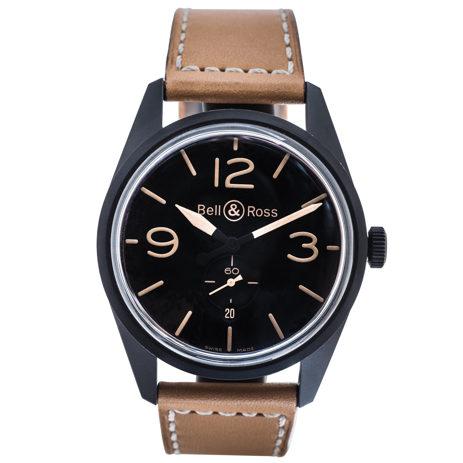 Pre-Owned Bell & Ross Heritage