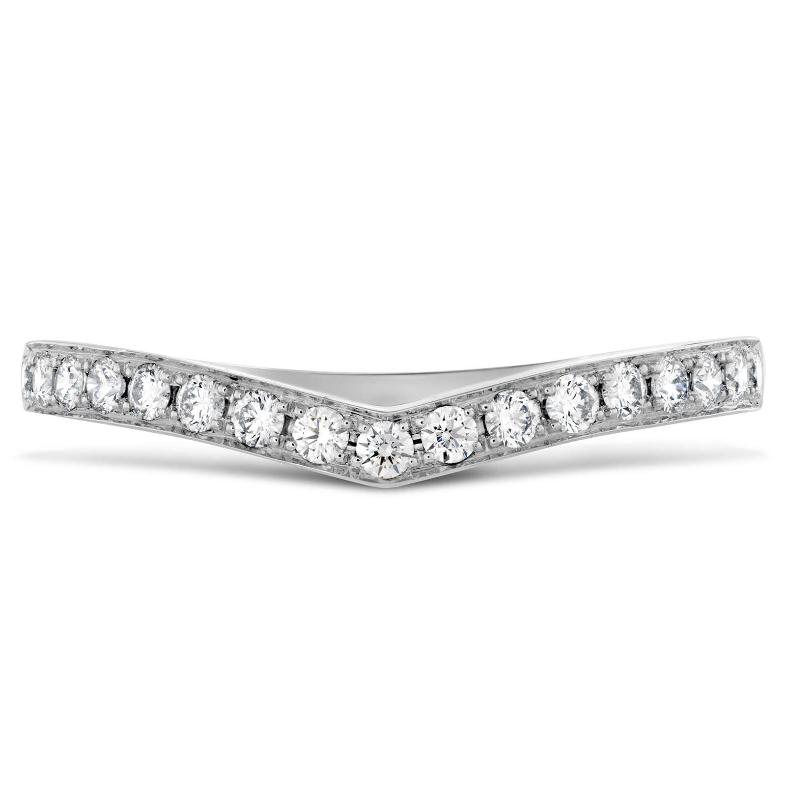 New Hearts On Fire® 0.21 CTW Diamond Lorelei Pointed Band