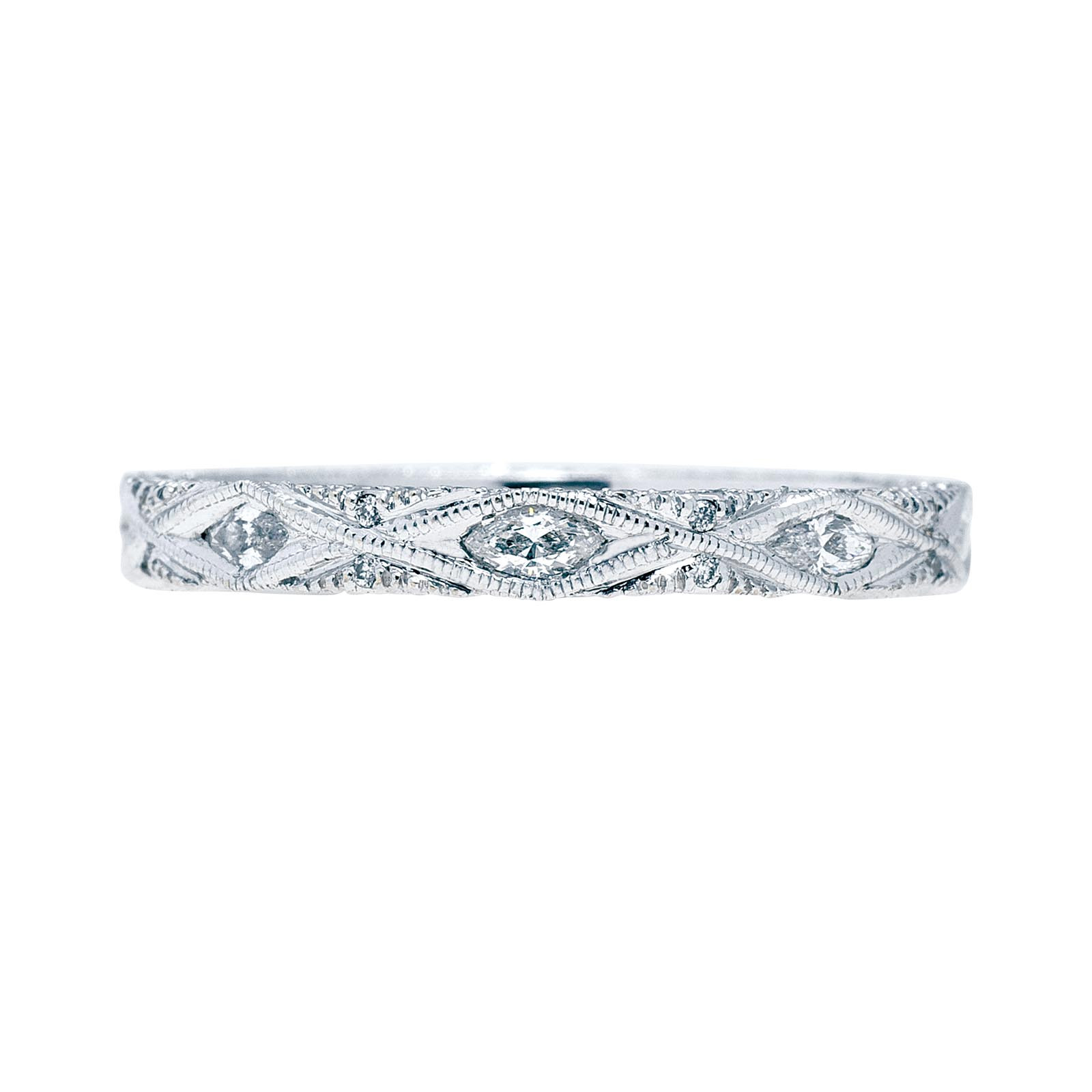 New Beverley K 0.54 CTW Diamond Eternity Band