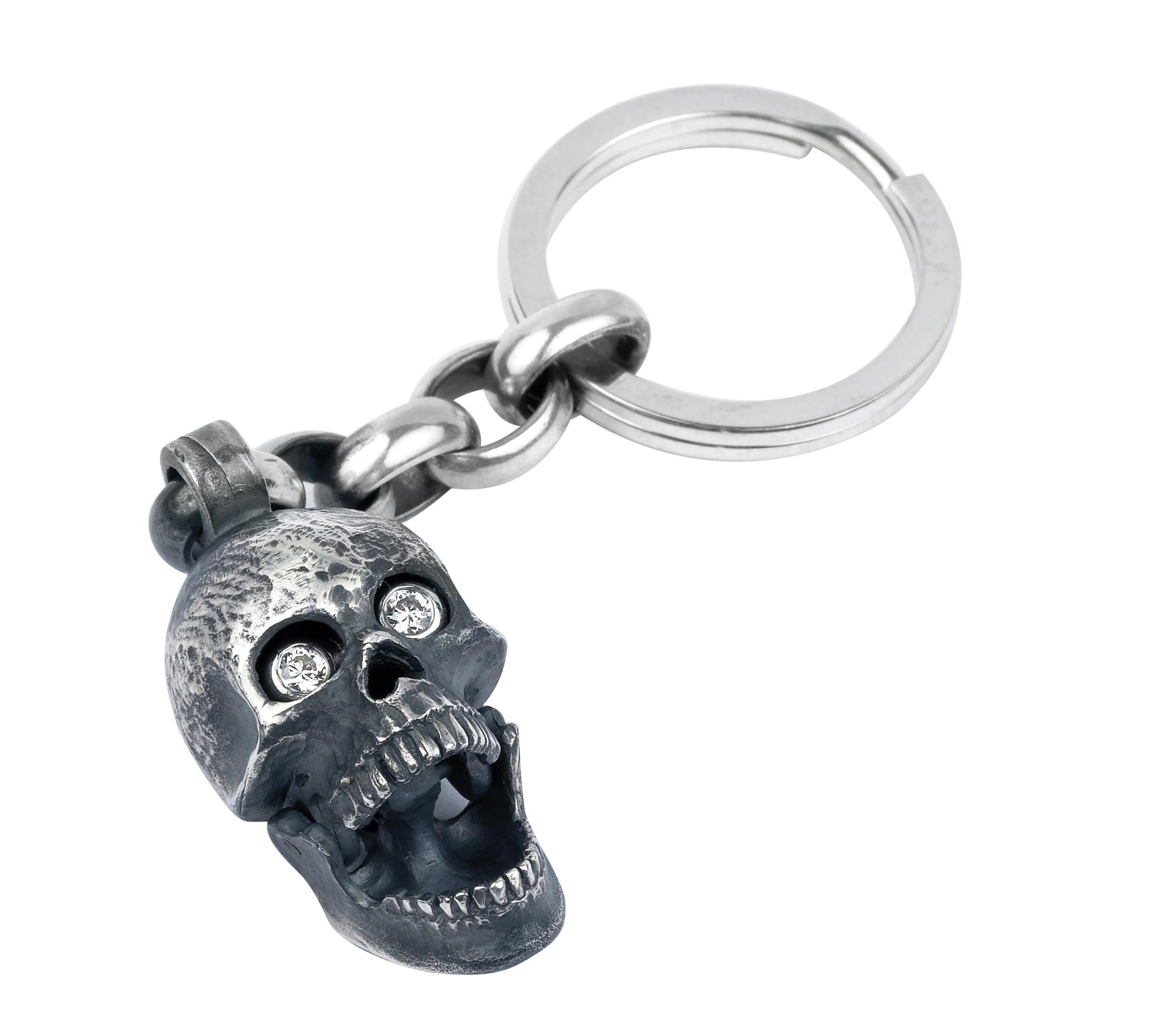 New Deakin & Francis Skull Key Ring