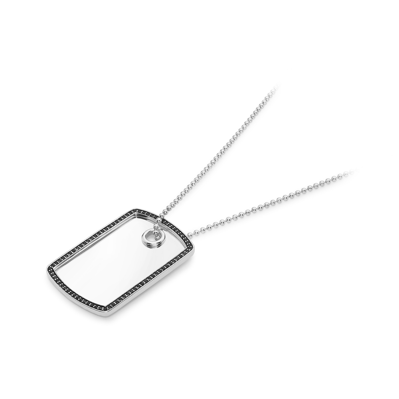New Deakin & Francis ID Tag Necklace