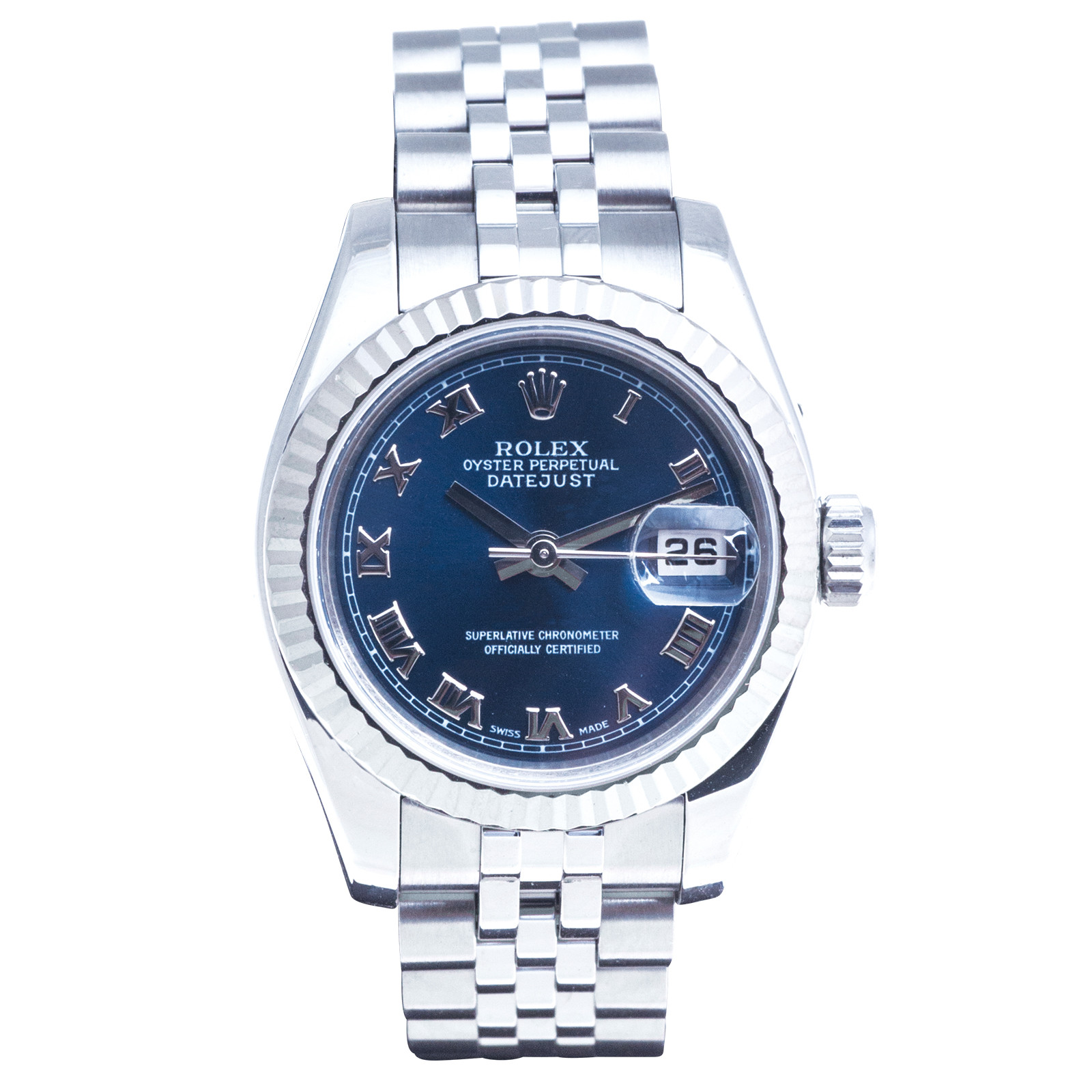 Pre-Owned Women's Rolex Datejust