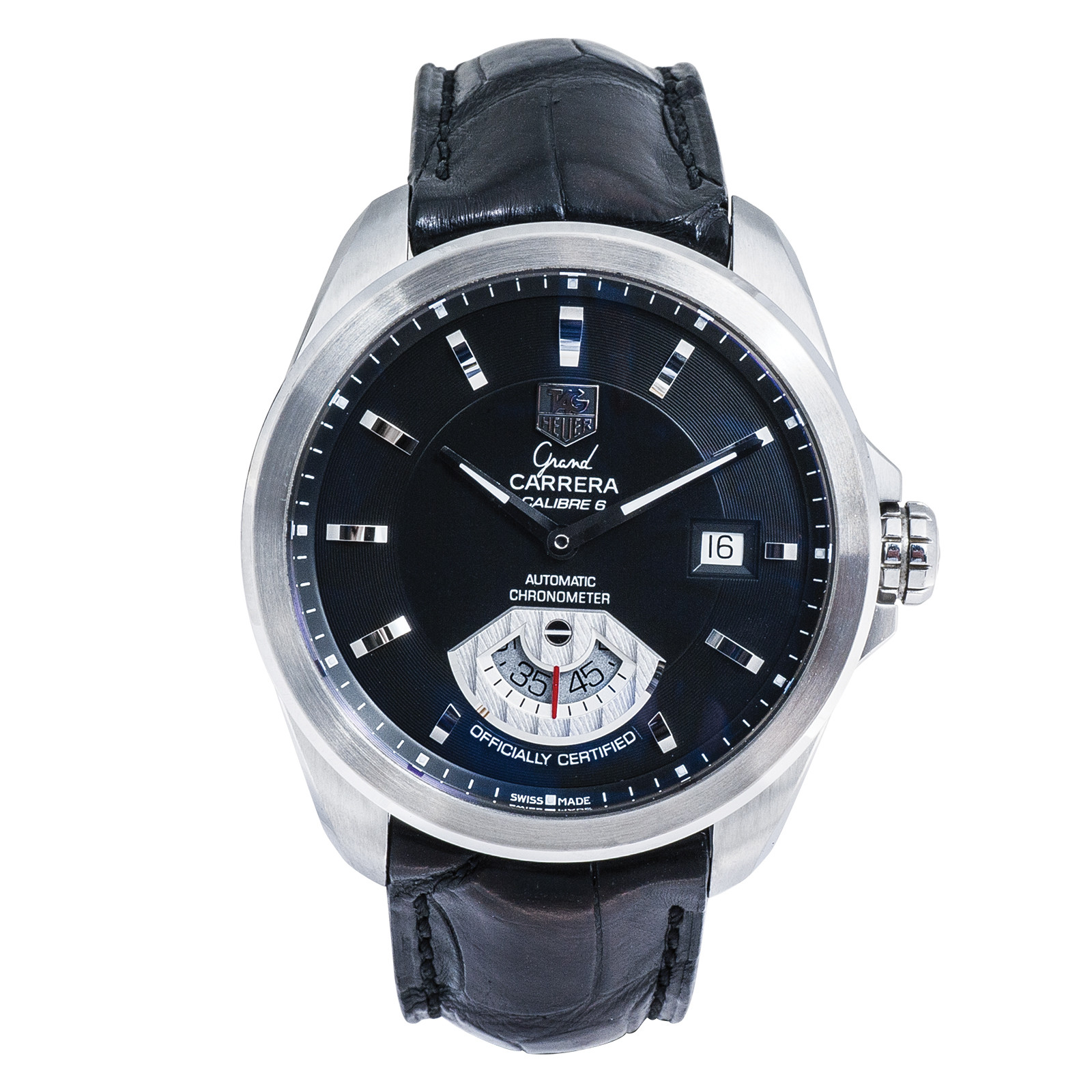 Pre-Owned Tag Heuer Grand Carrera