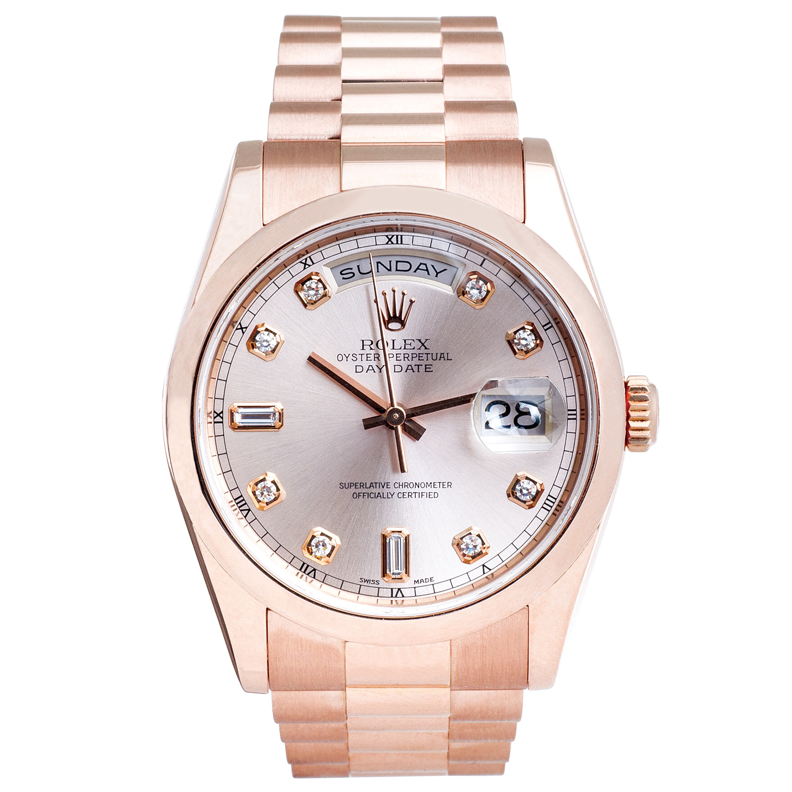 Pre-Owned Rolex Day-Date President