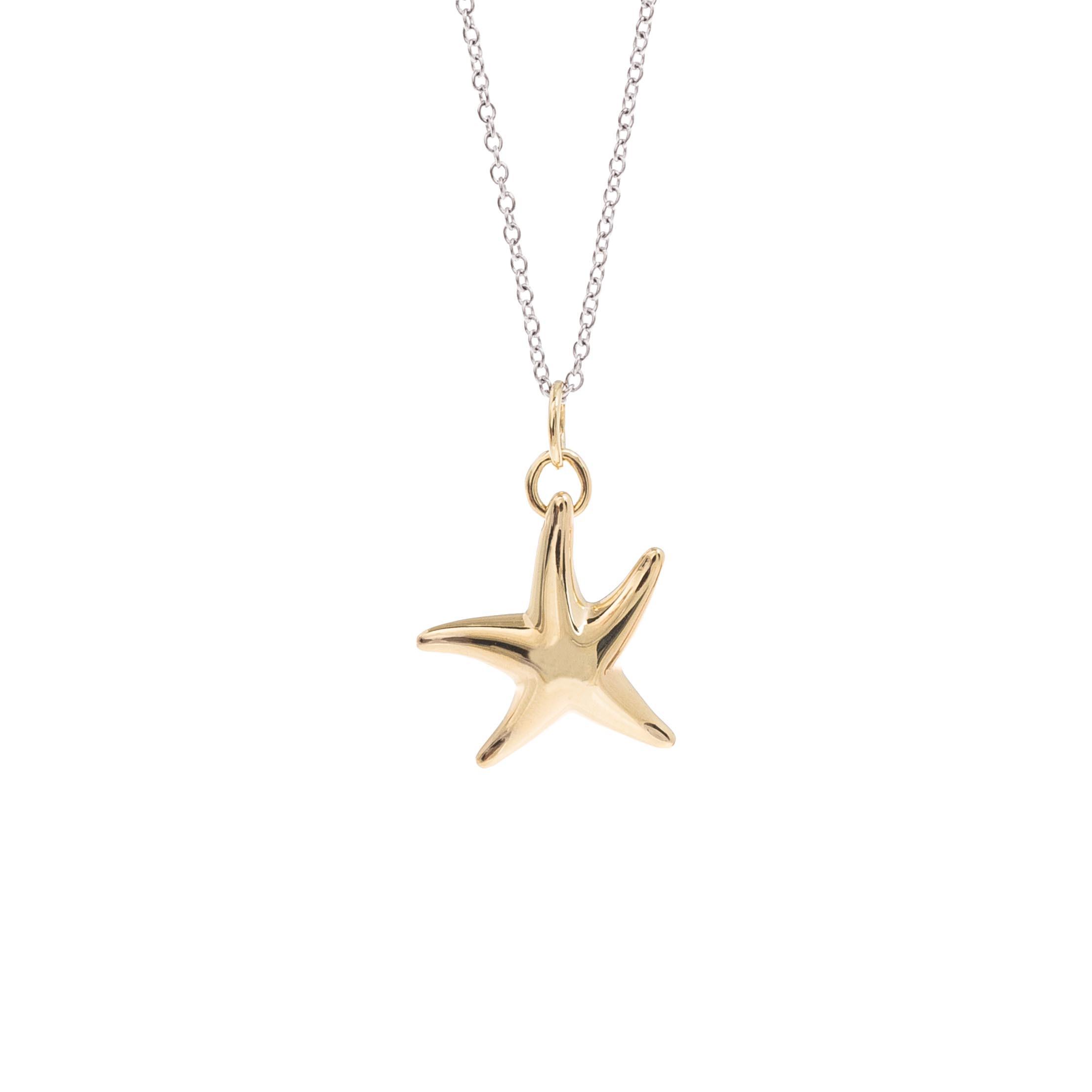 Vintage Tiffany & Co. Elsa Peretti Starfish Charm