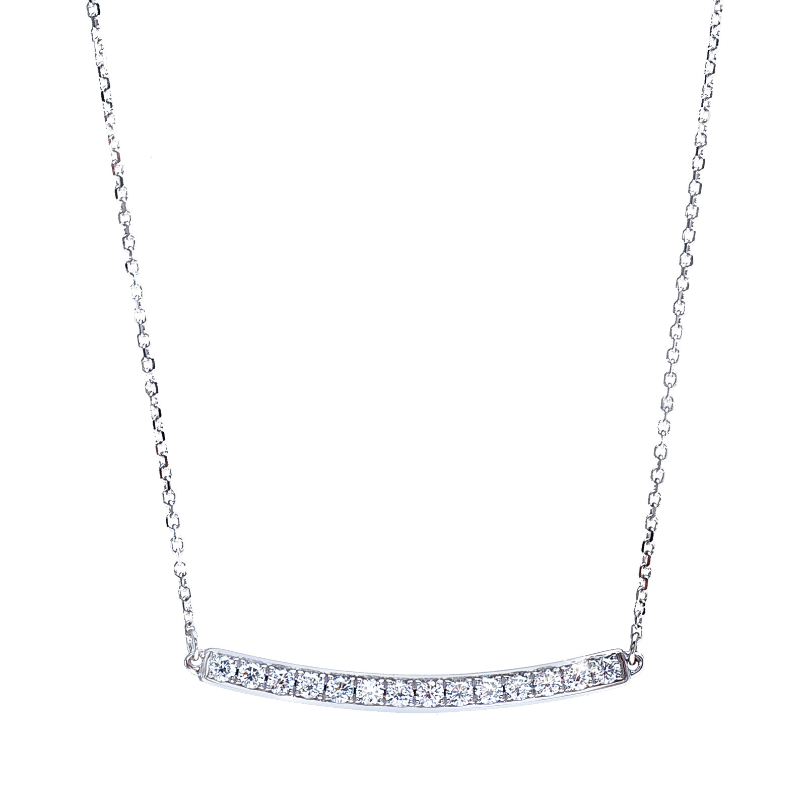 New Venetti 0.27 CTW Diamond Necklace