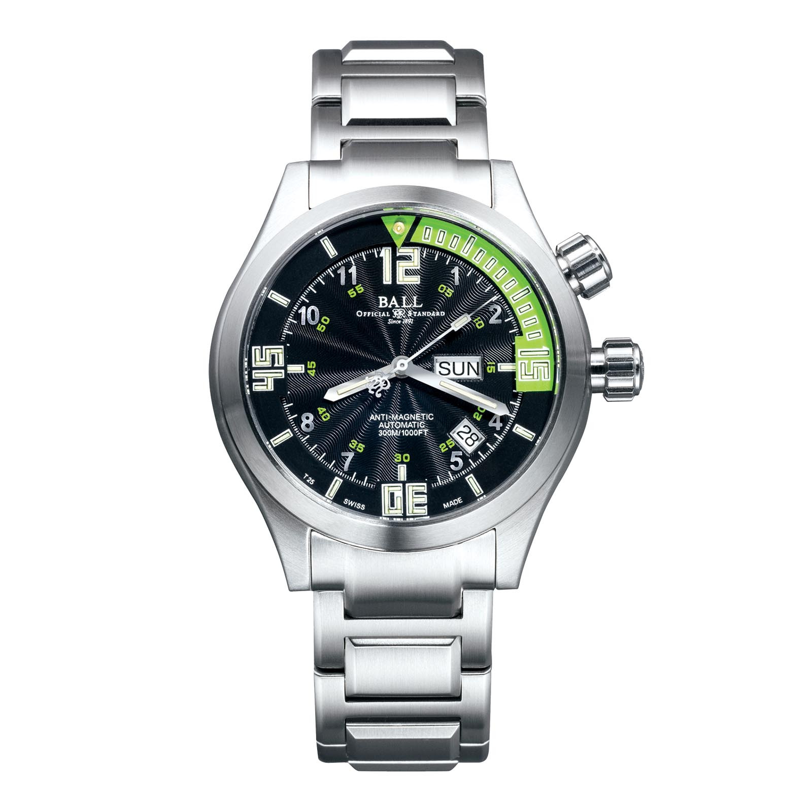 Pre-Owned Men's Ball Engineer Master II Diver