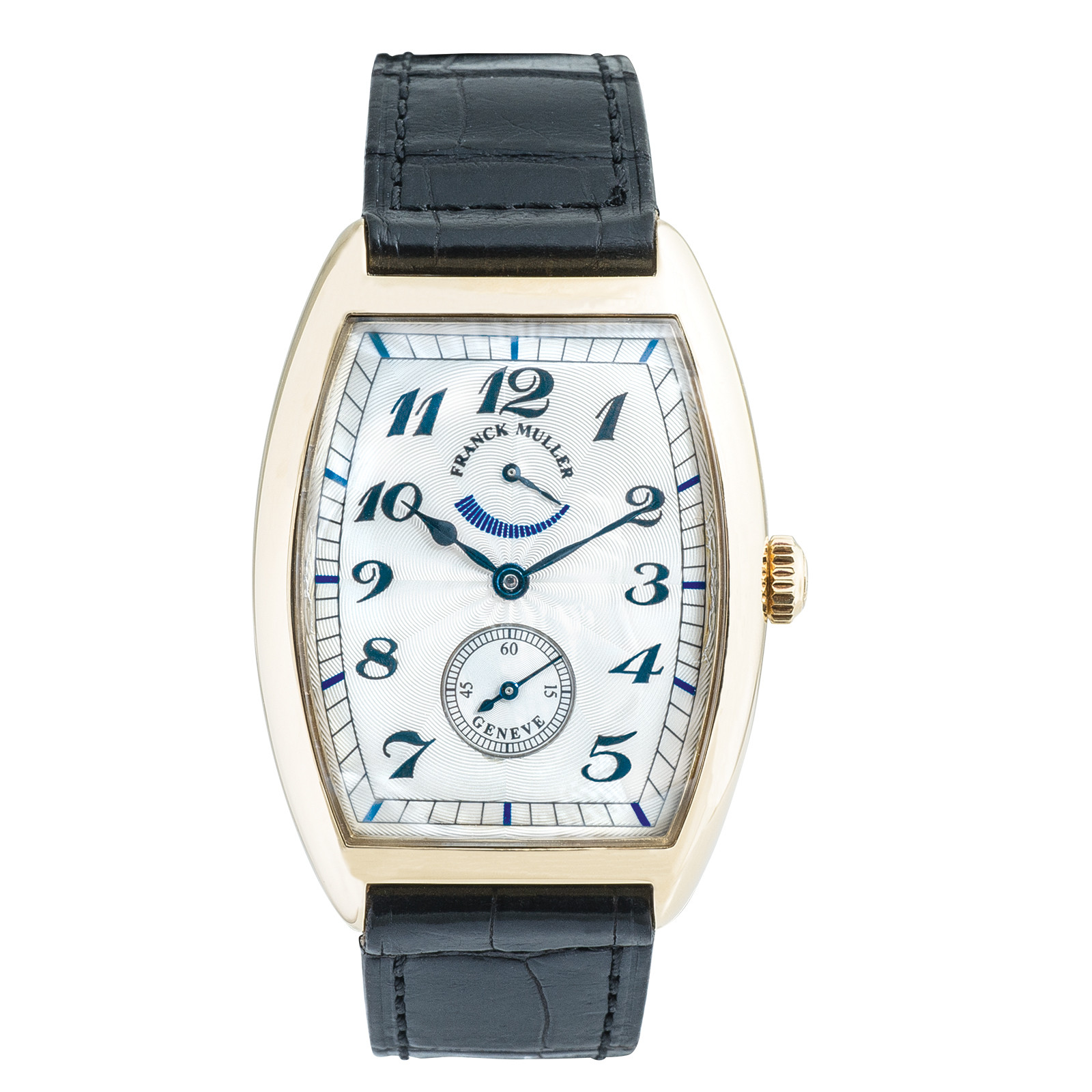Pre-Owned Man's Franck Muller Master of Complications Power Reserve