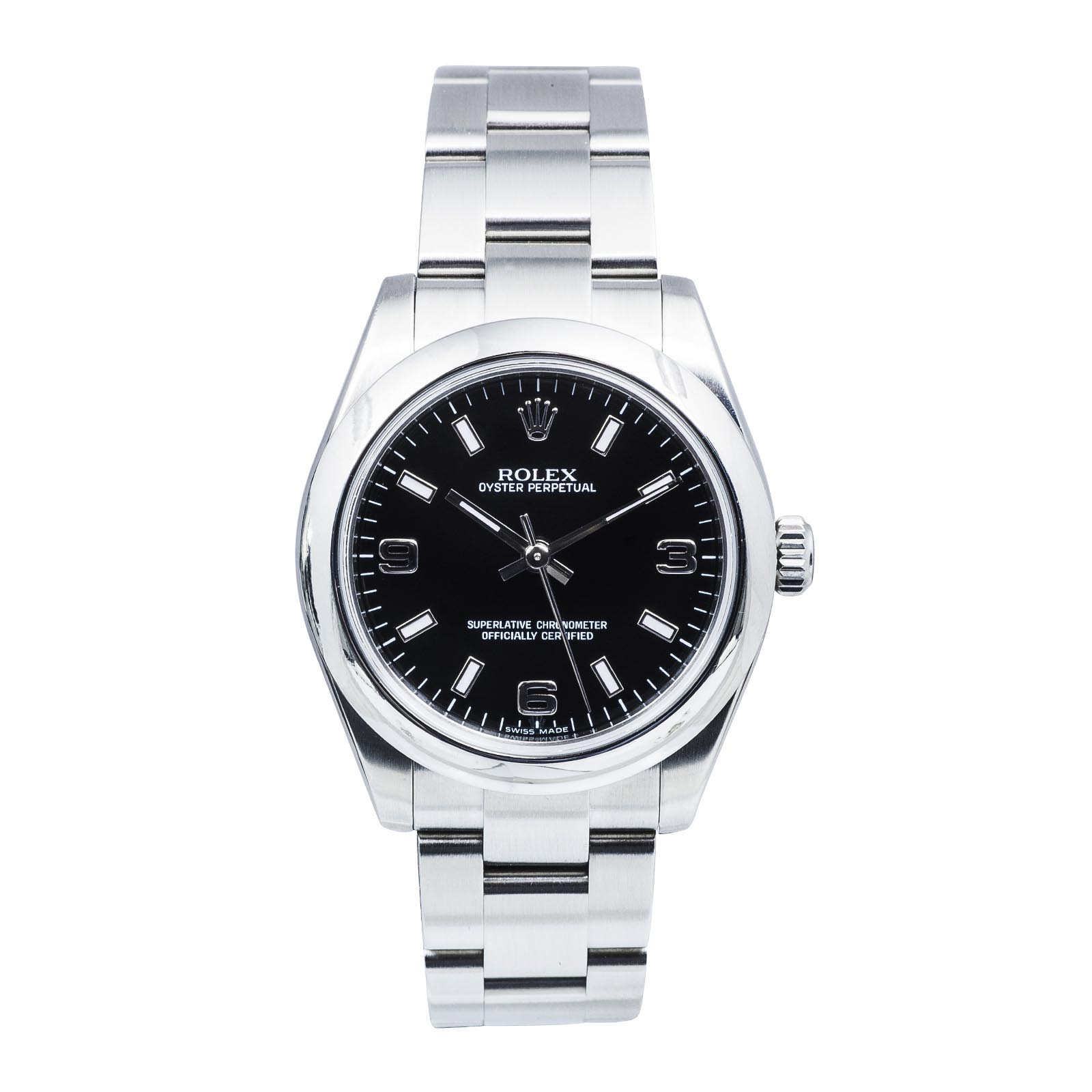 Pre-Owned Men's Rolex Oyster Perpetual