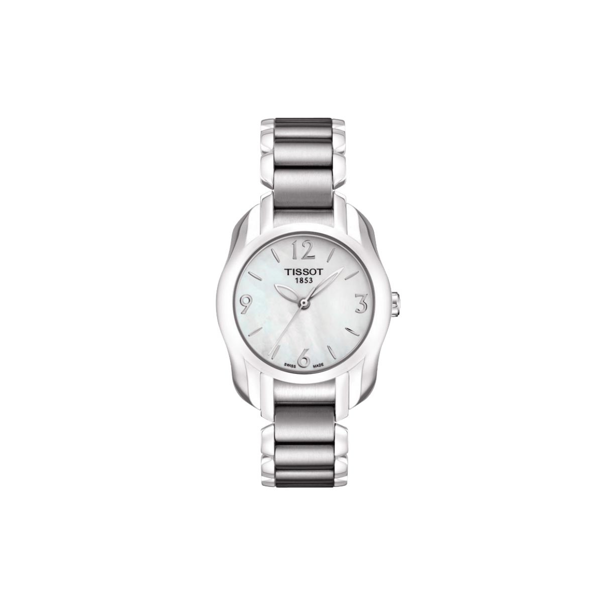 New Women's Tissot T-Wave Round