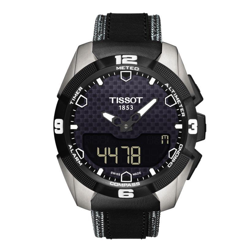 New Men's Tissot T-Touch Expert Solar