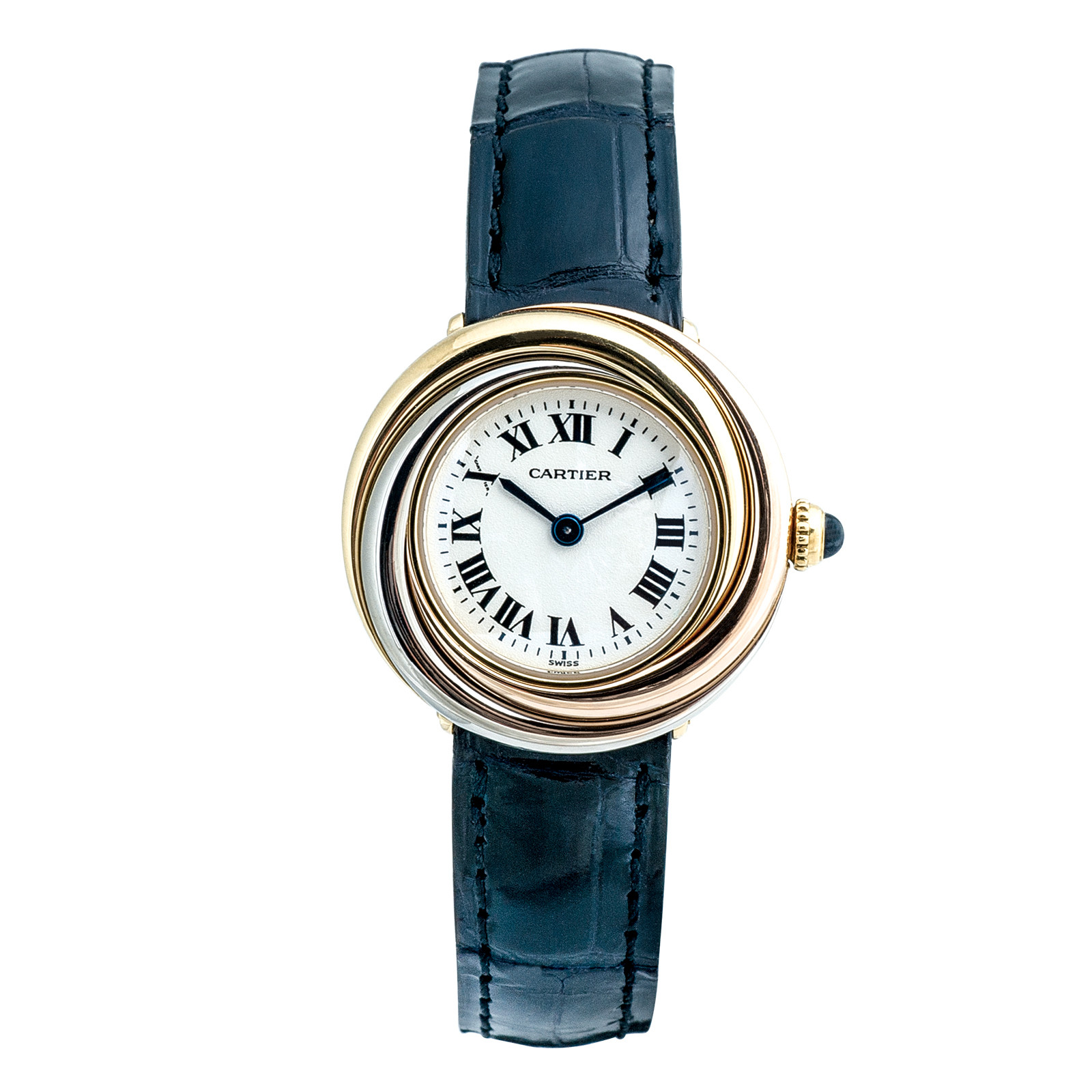 Pre-Owned Woman's Cartier Trinity