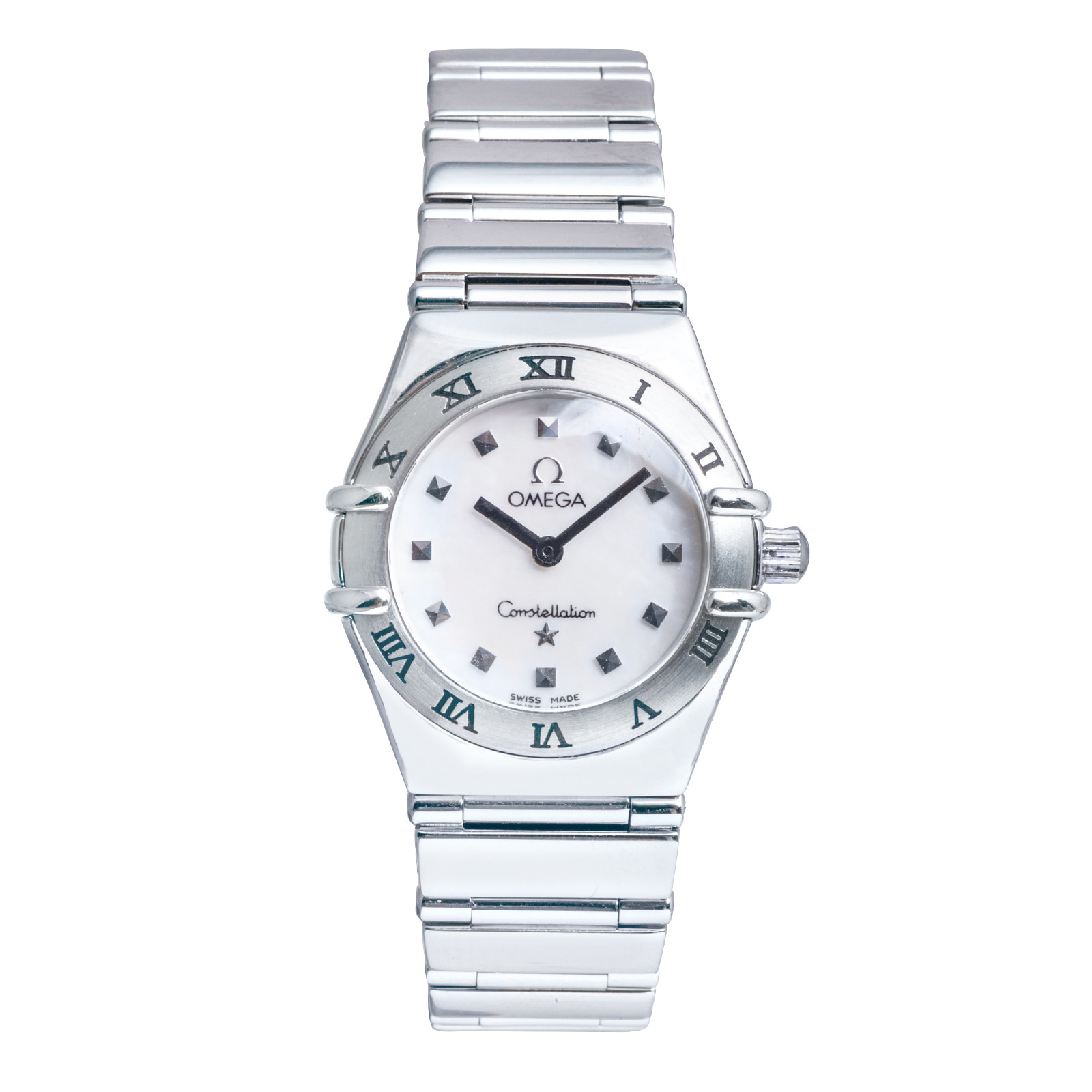 Pre-Owned Women's Omega Constellation My Choice Mini