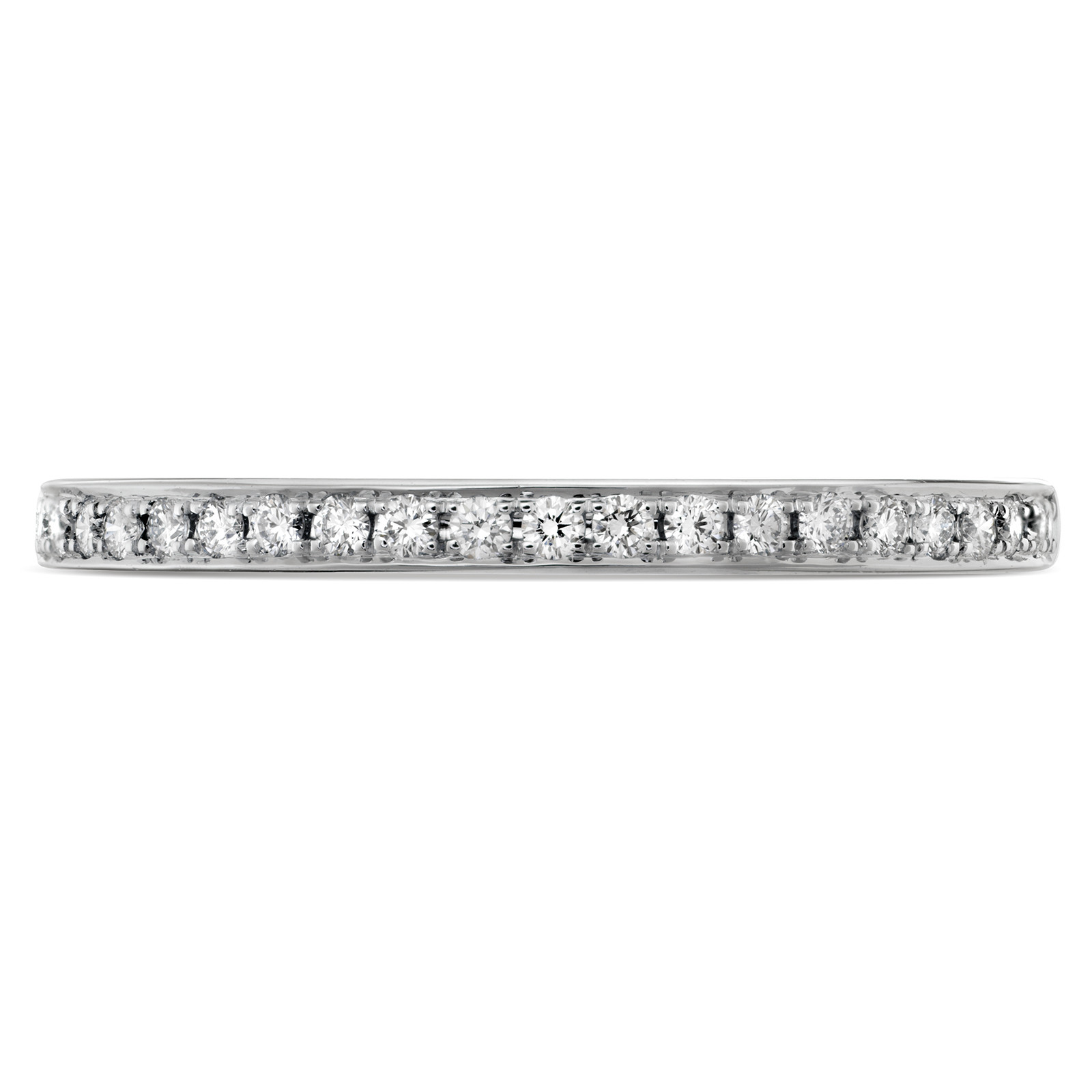New Hearts On Fire® 0.13 CTW Signature Diamond Band