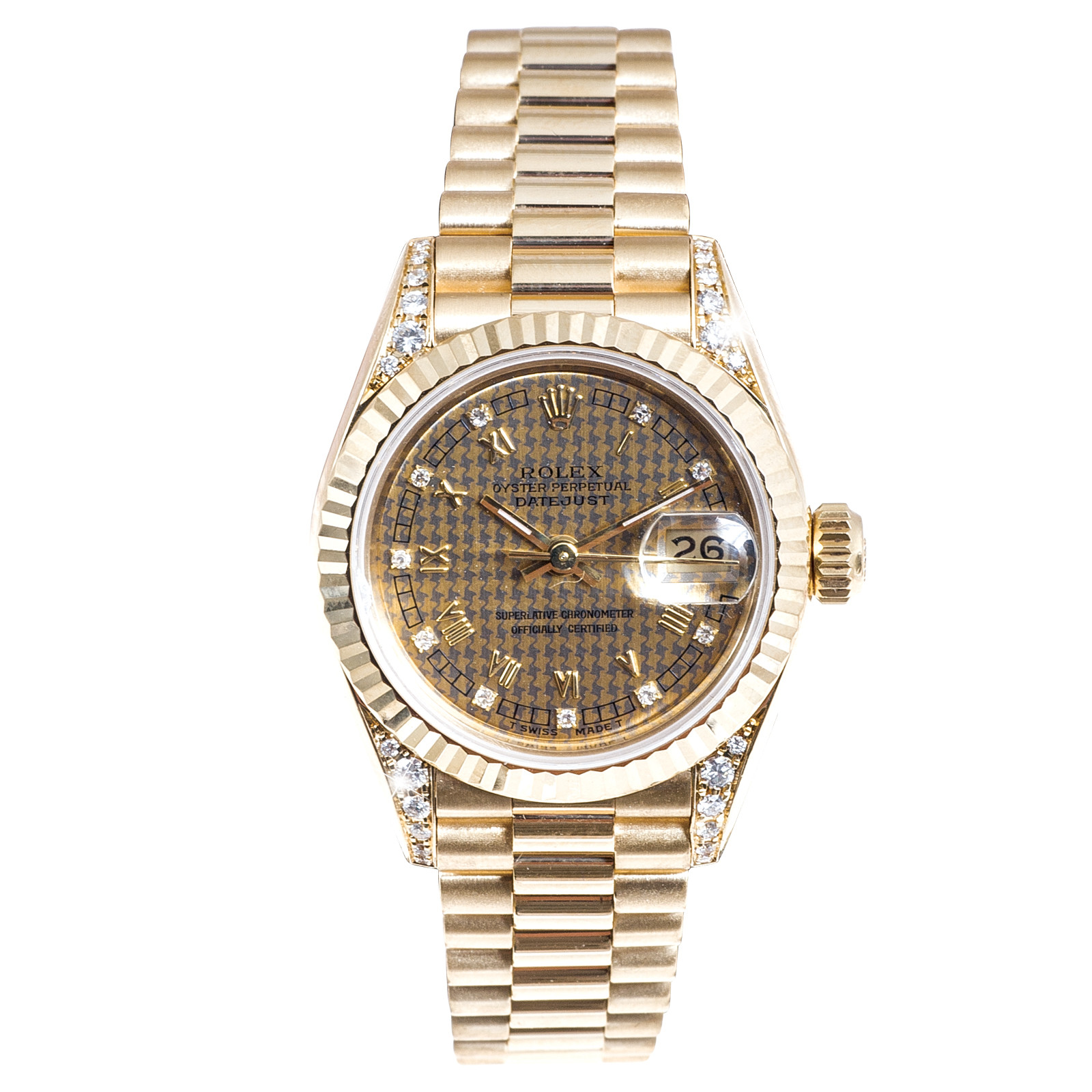 Pre-Owned Women's Rolex Datejust President