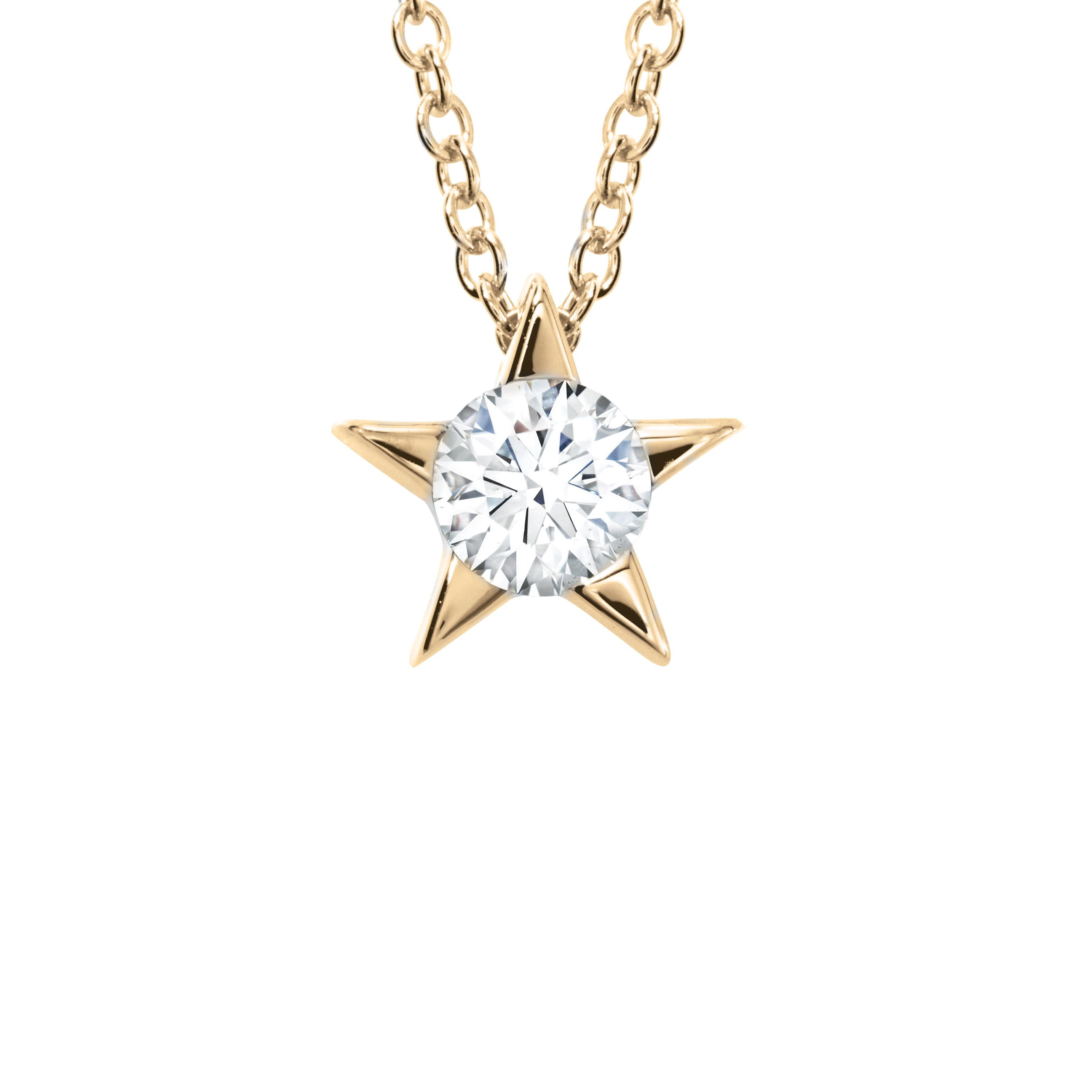 New Hearts On Fire® 0.16 CTW Diamond Illa Necklace
