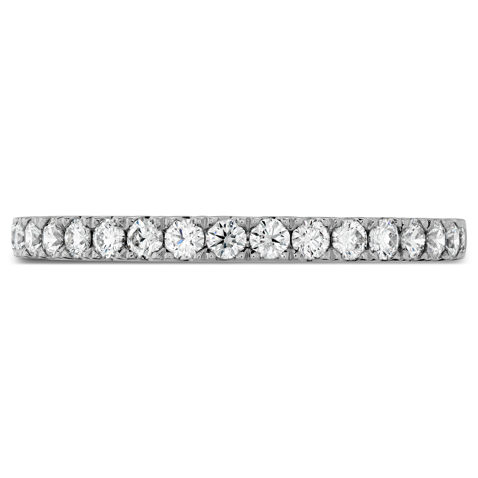 New Hearts On Fire® 0.36 CTW Diamond Transcend Premier Wedding Band
