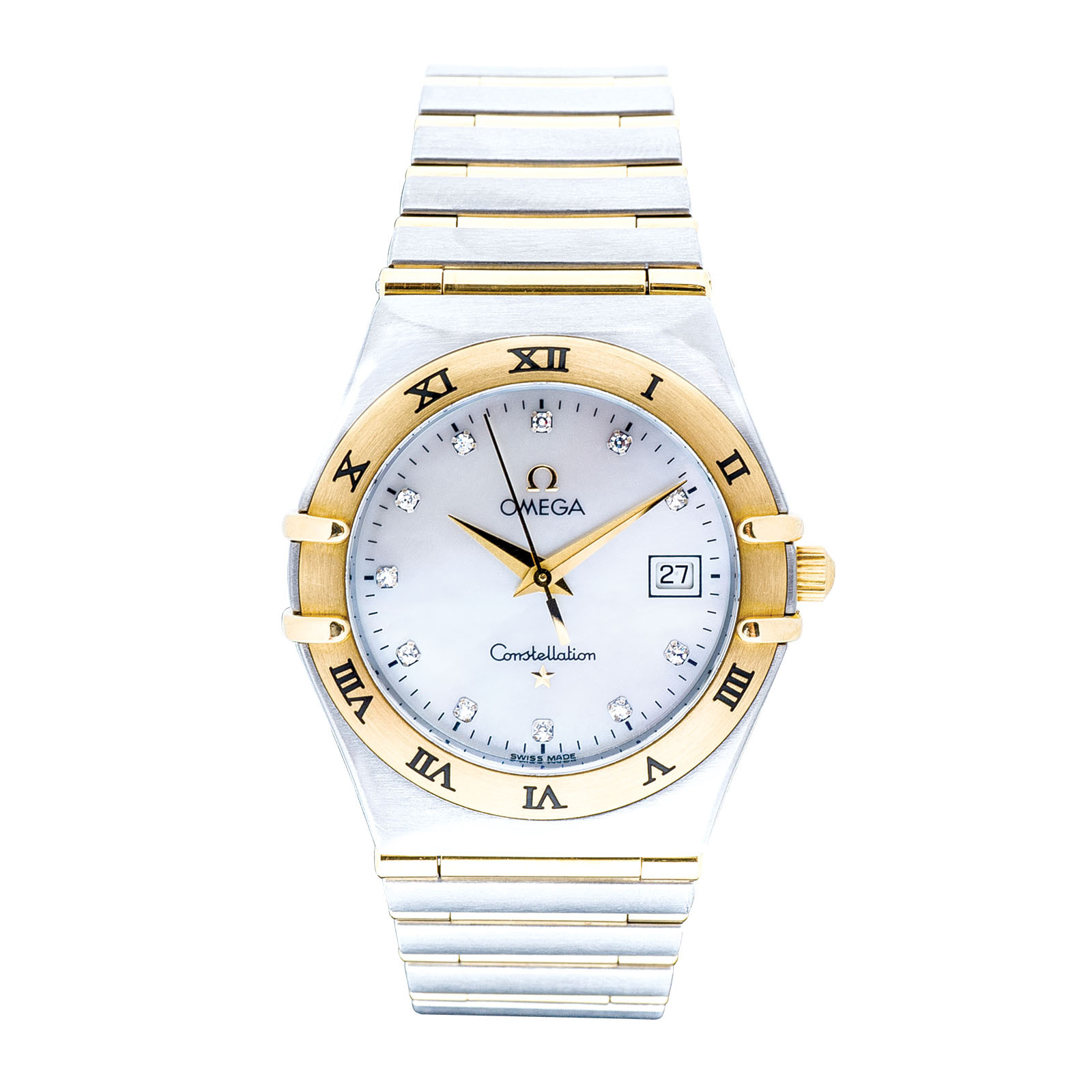 Pre-Owned Women's Omega Constellation