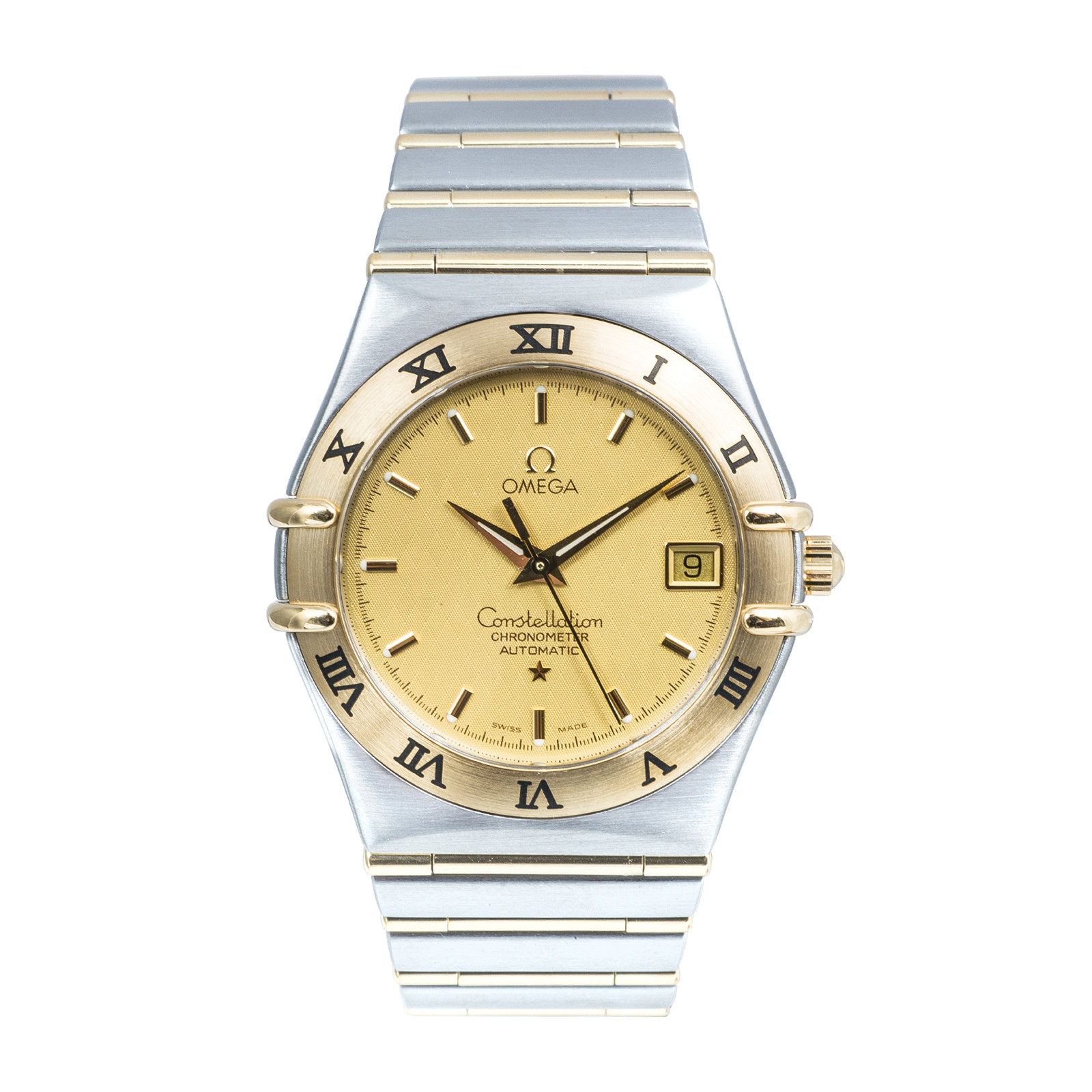 Pre-Owned Men's Omega Constellation