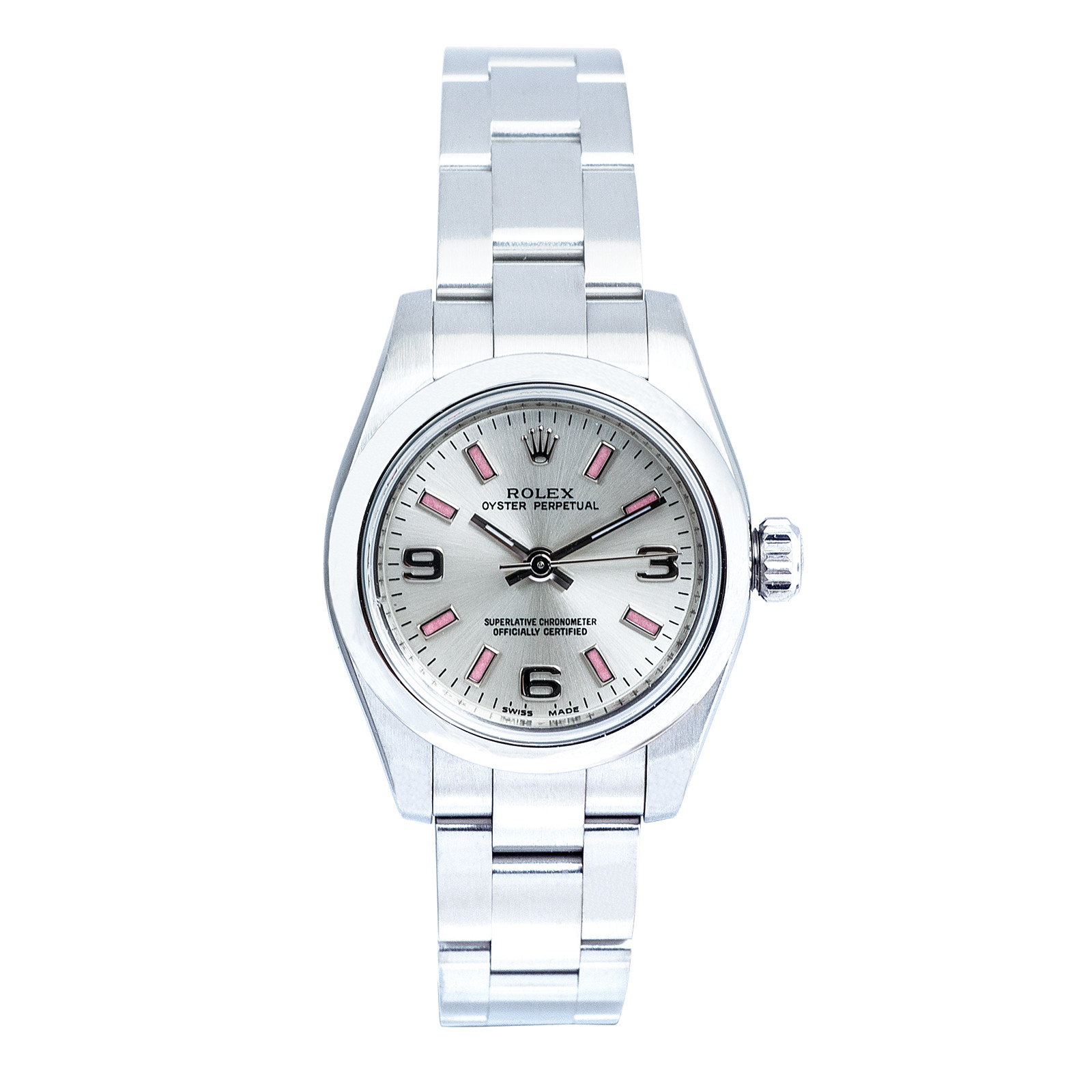 Pre-Owned Women's Rolex Oyster Perpetual