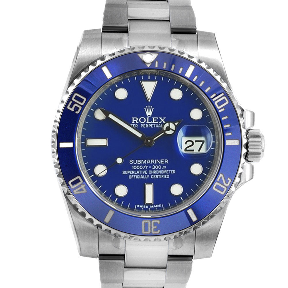 Pre-Owned Men's Rolex Submariner (Ceramic Bezel)
