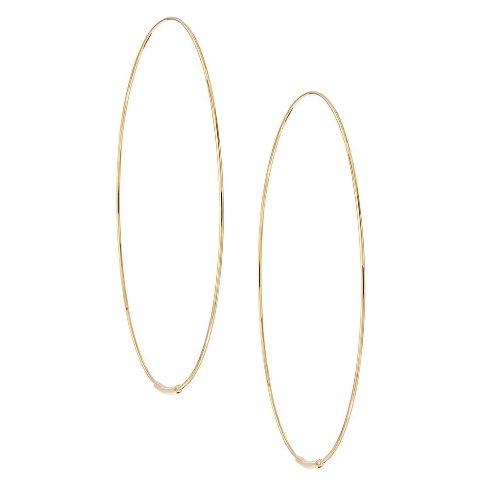 New Lana Diamond Magic Hoop Earrings