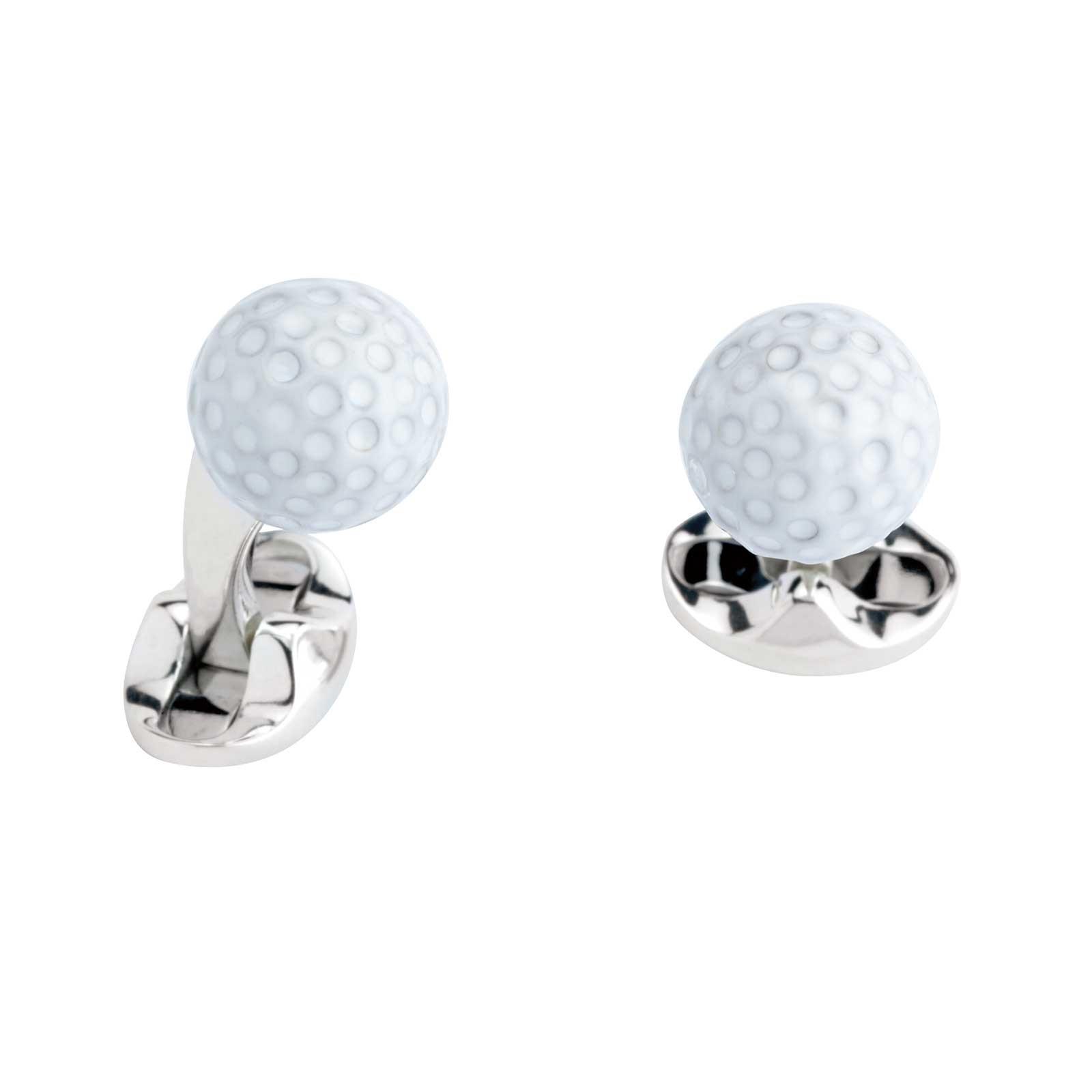 New Deakin & Francis Golf Ball Cufflinks