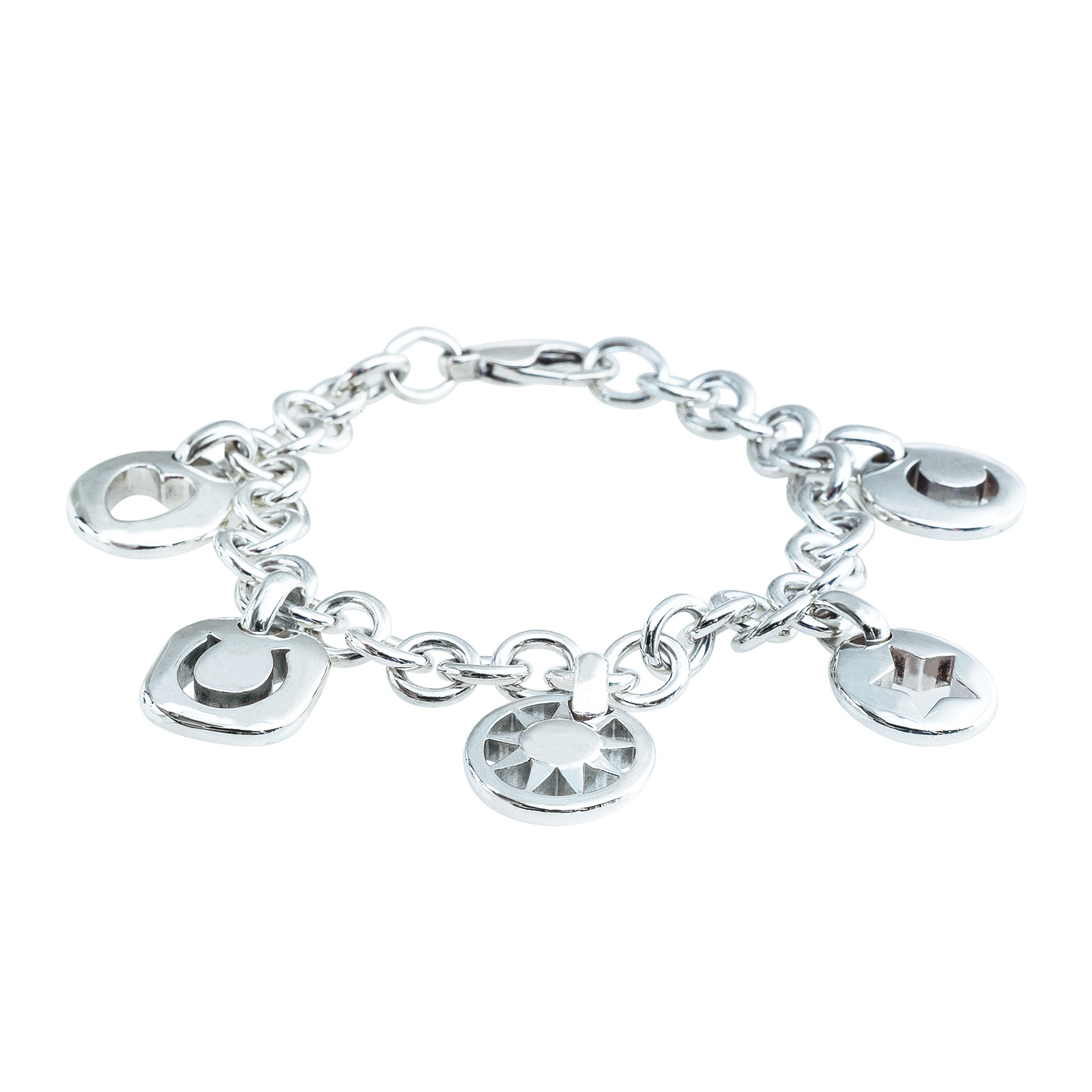 Vintage Tiffany & Co. Charm Bracelet