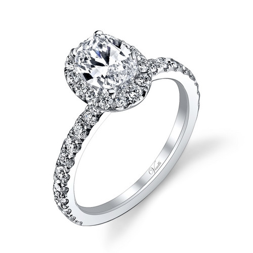 New Venetti 0.72 CTW Diamond Ring Setting