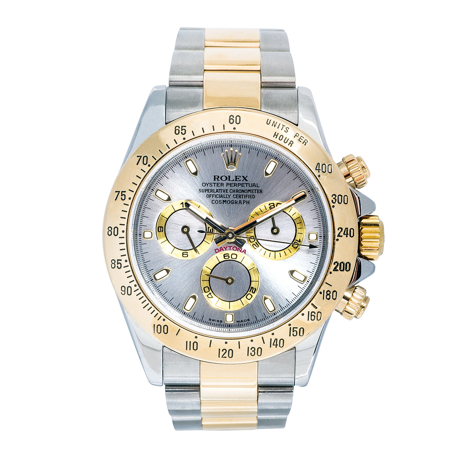 Pre-Owned Man's Rolex Daytona Cosmograph