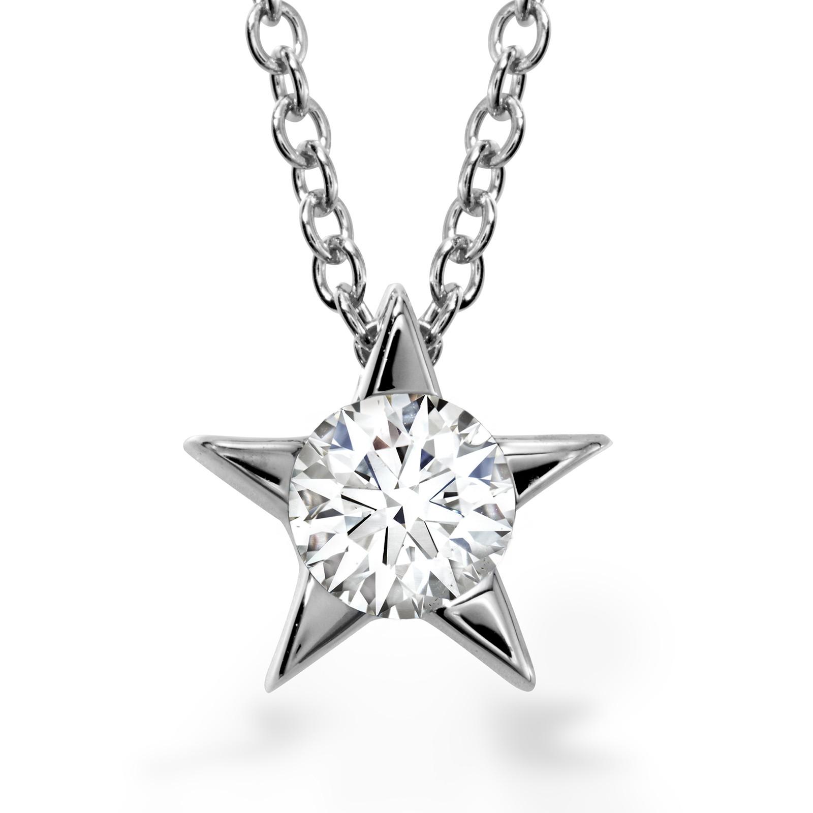 New Hearts On Fire® 0.17 CTW Diamond Illa Necklace