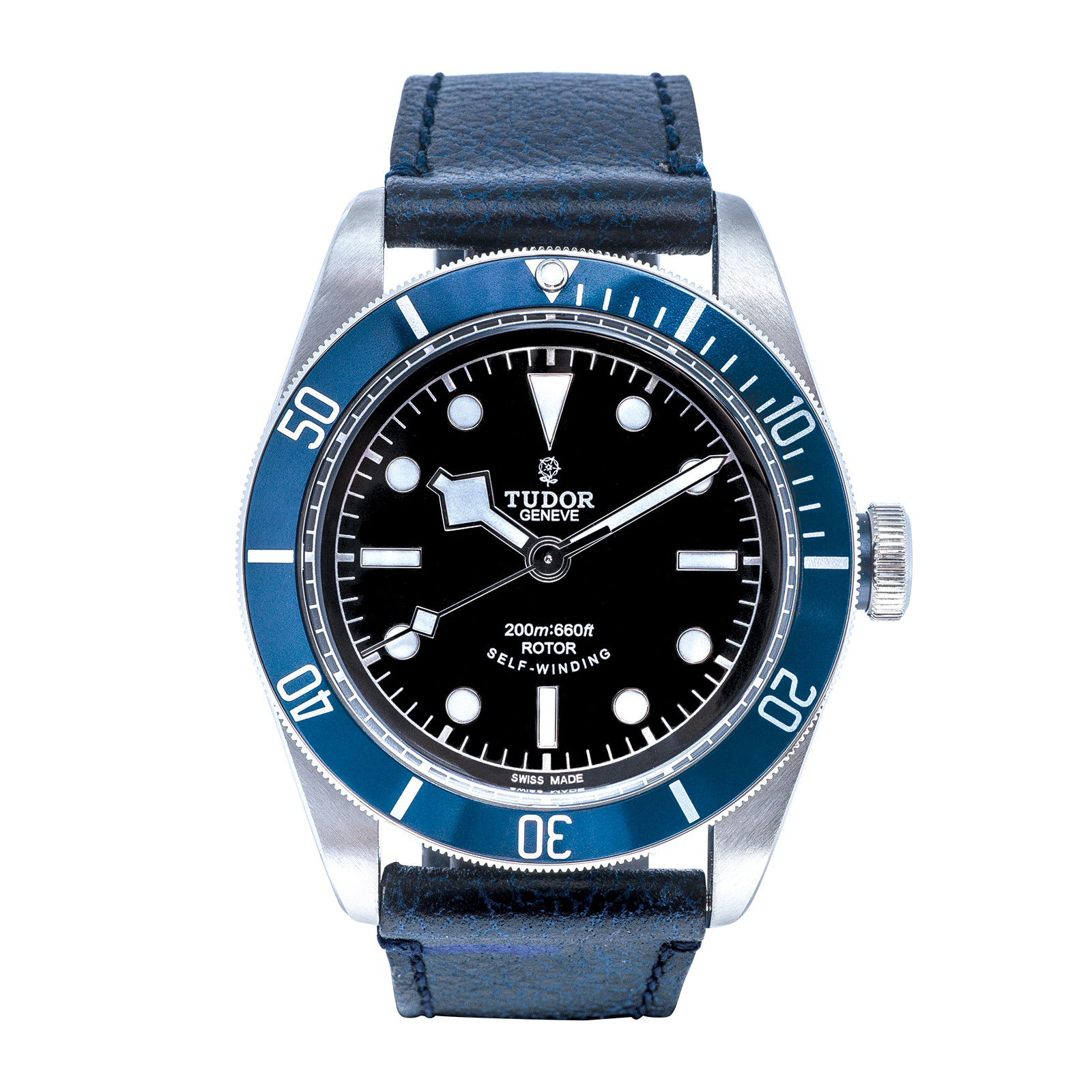 Pre-Owned Tudor Black Bay Heritage