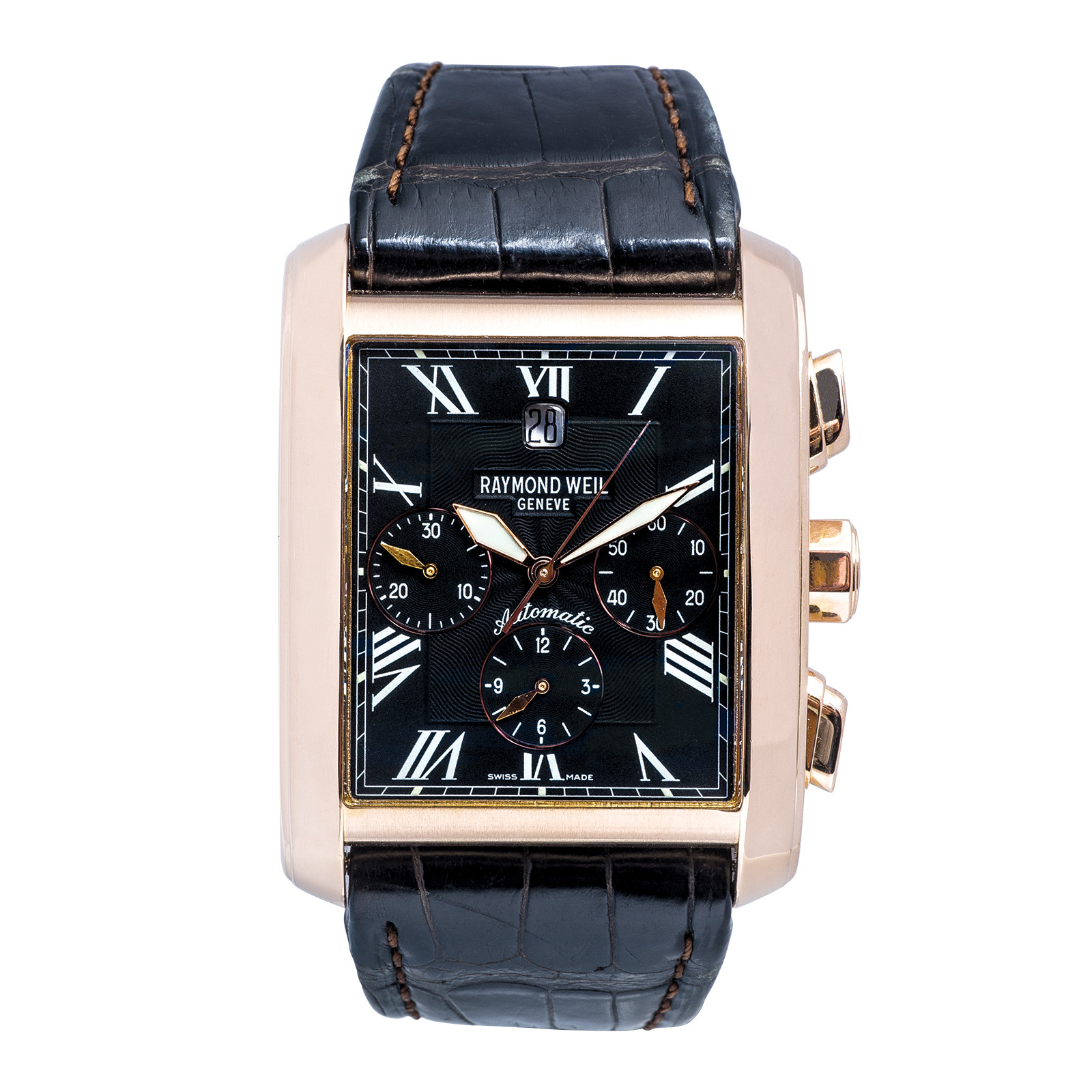 Pre-Owned Man's Raymond Weil Don Giovanni Cosi Grande