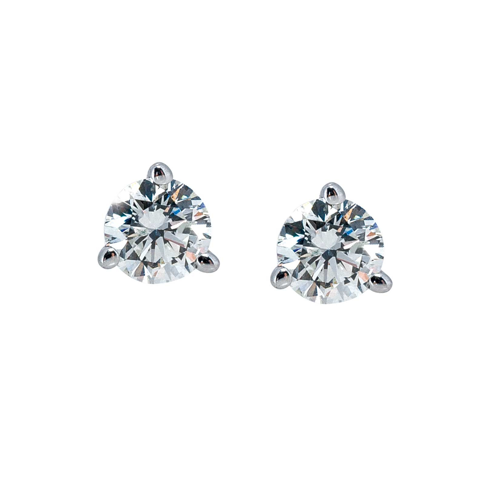 New 0.25 CTW Diamond Earrings