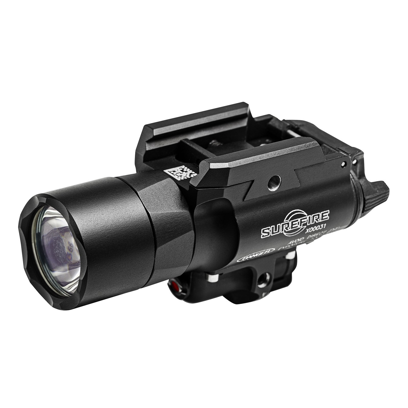 New SureFire X400 Ultra Red Laser