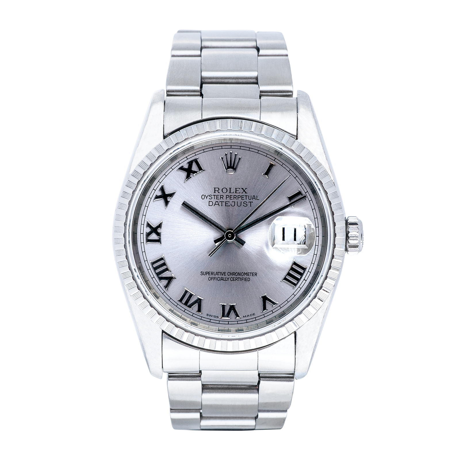 Pre-Owned Man's Rolex Datejust