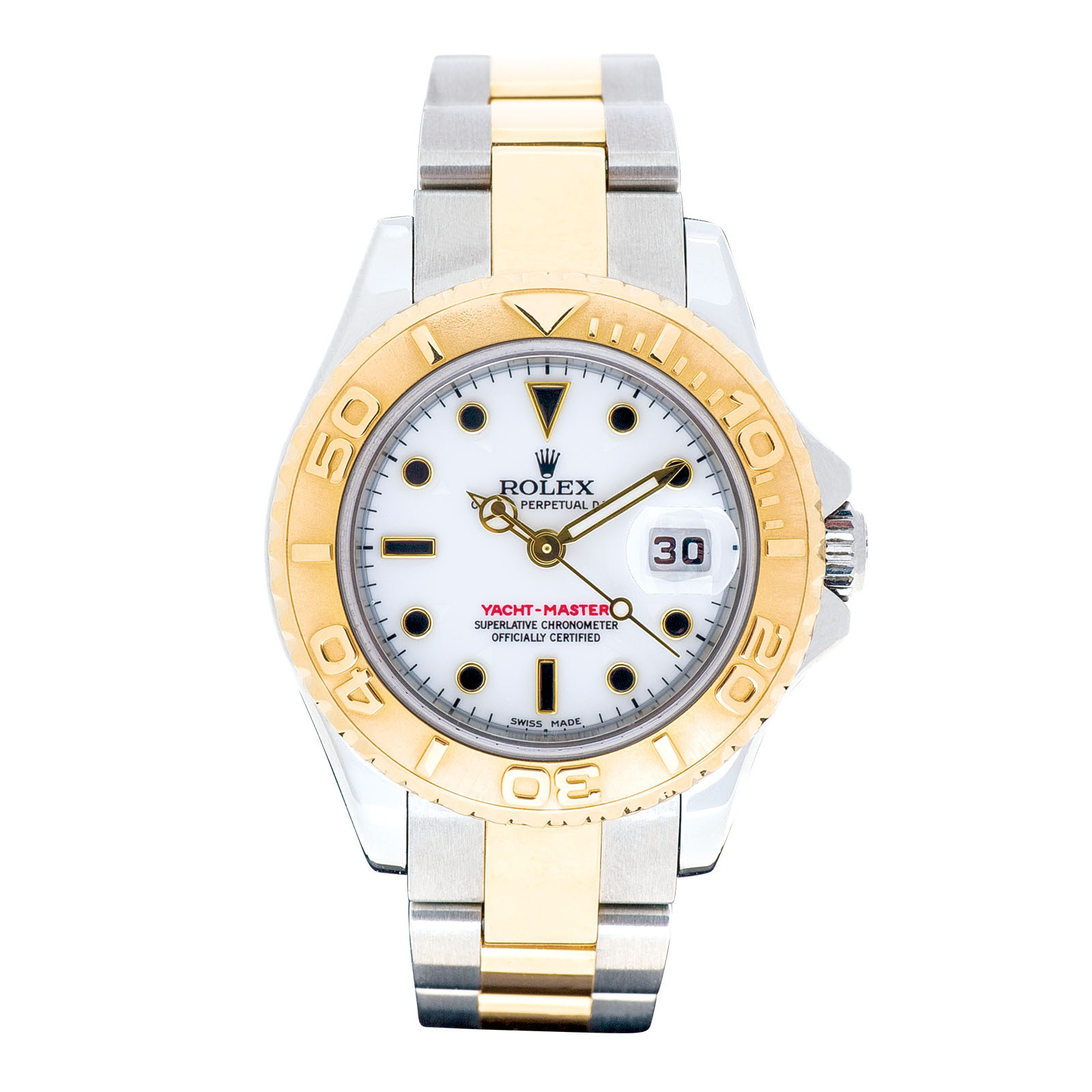 Pre-Owned Women's Rolex Yacht-Master