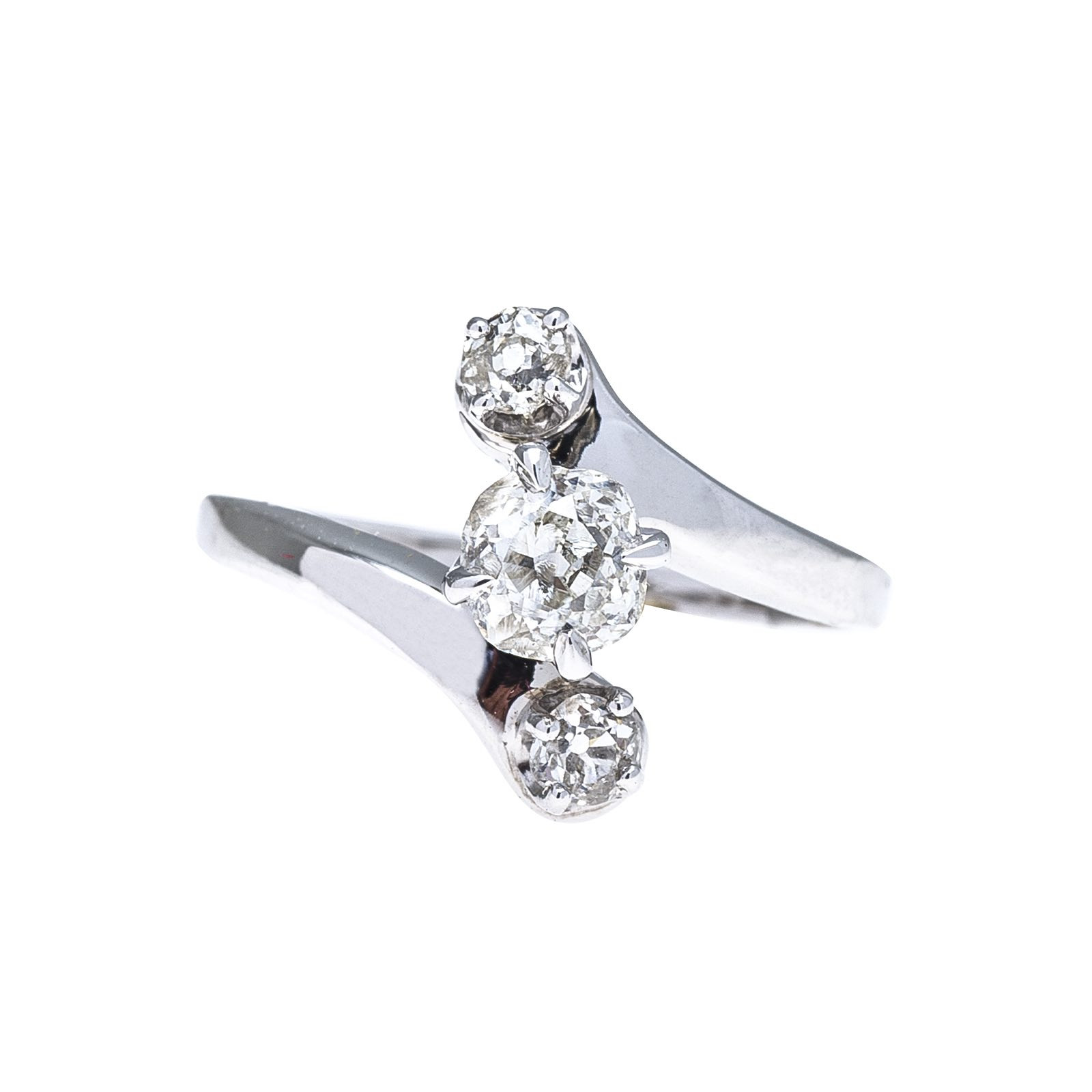 Vintage 0.75 CTW Diamond Ring