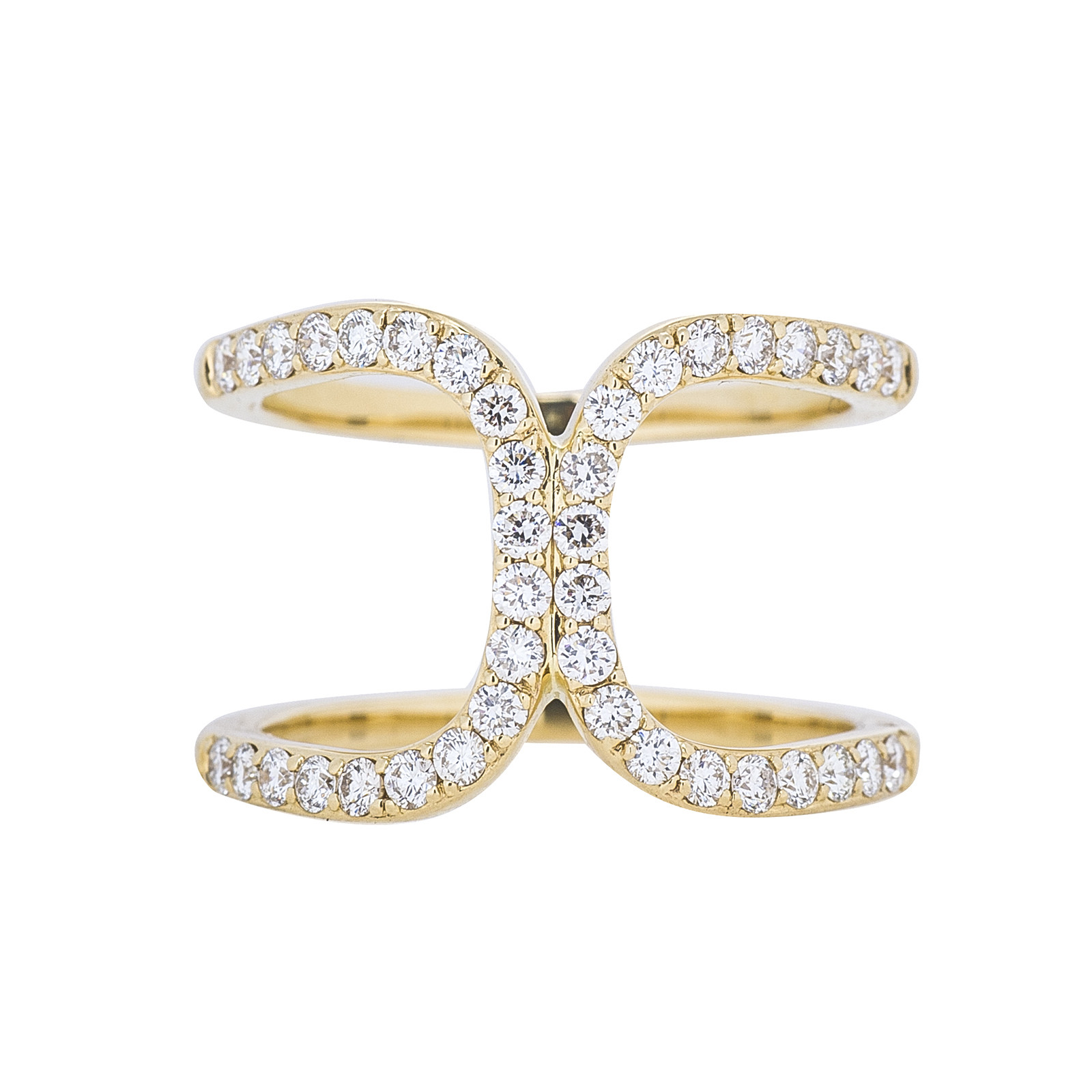 New Oro Alexander 0.75 CTW Diamond Ring