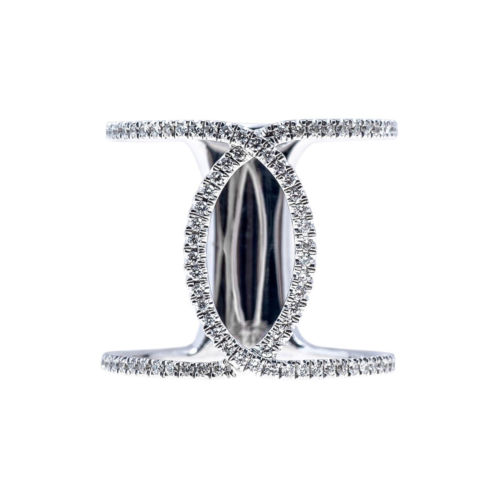 New Venetti 0.34 CTW Diamond Fashion Ring