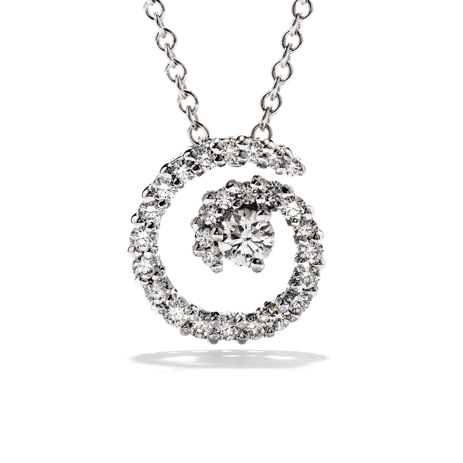 New Hearts On Fire® 0.36 CTW Diamond Mystical Necklace