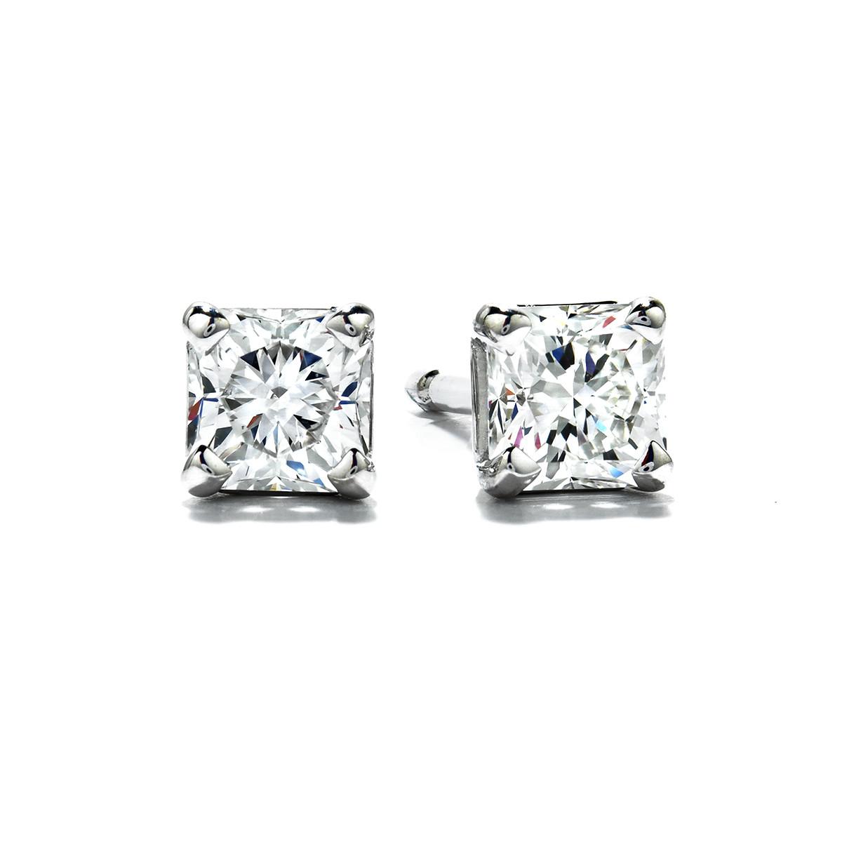 New Hearts On Fire® 0.60 CTW Dream Diamond Stud Earrings
