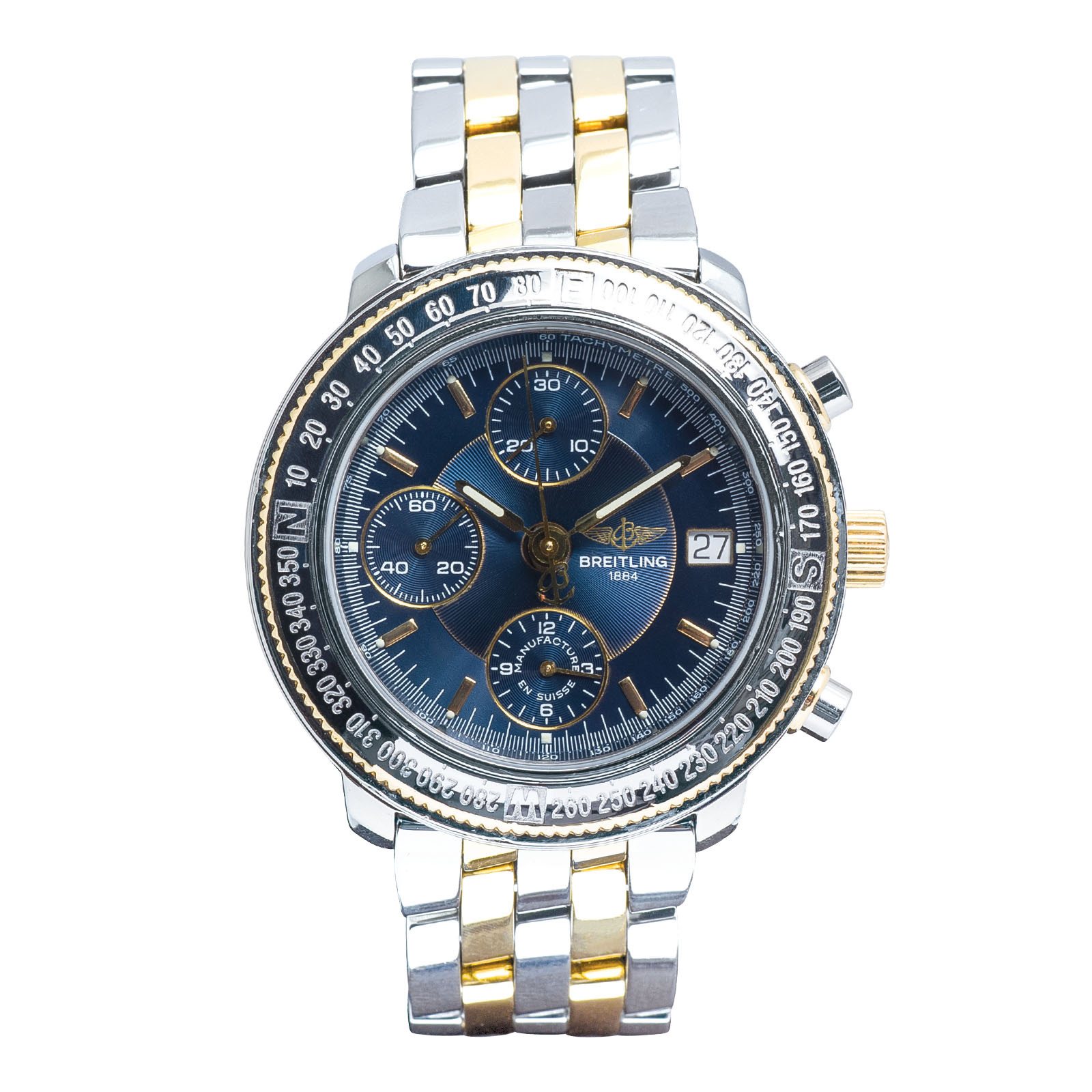 Pre-Owned Men's Breitling Limited Edition Astromat