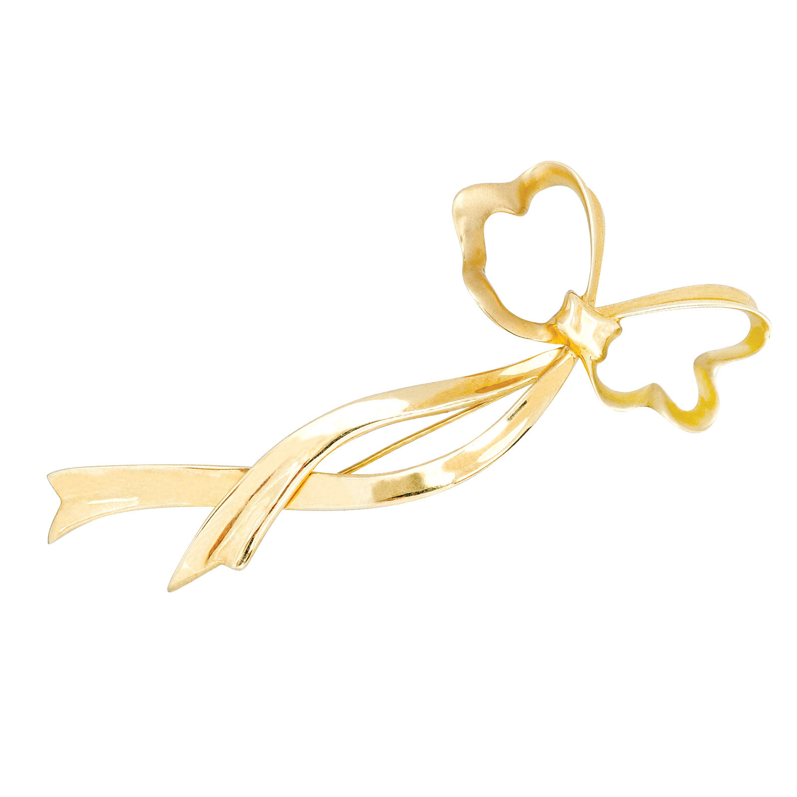 Vintage Tiffany & Co. Bow Pin