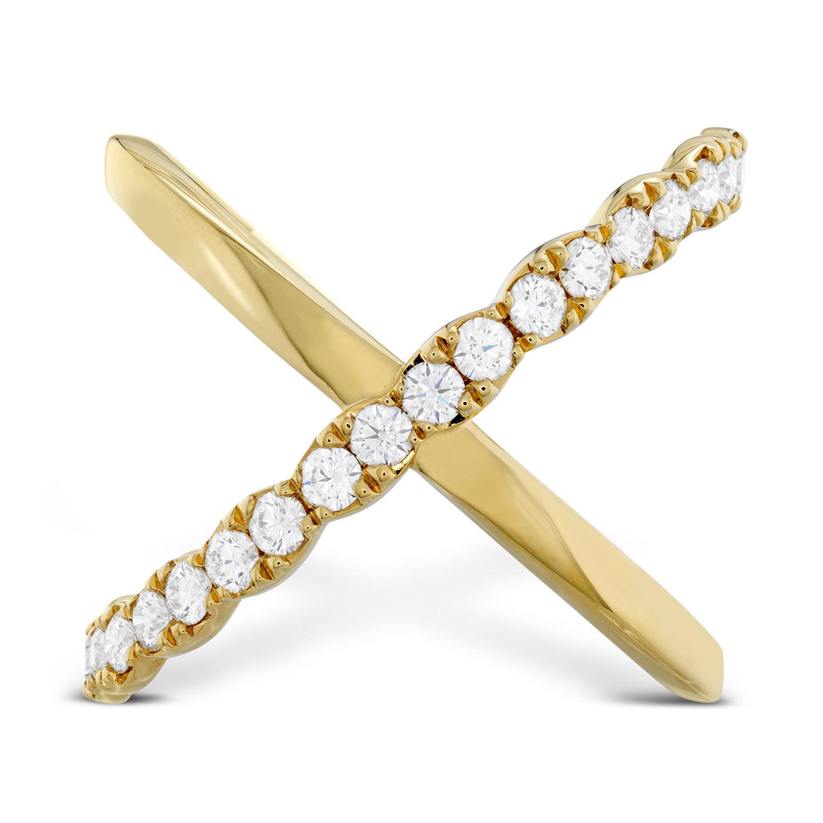 New Hearts On Fire® 0.67 CTW Diamond Lorelei Ring