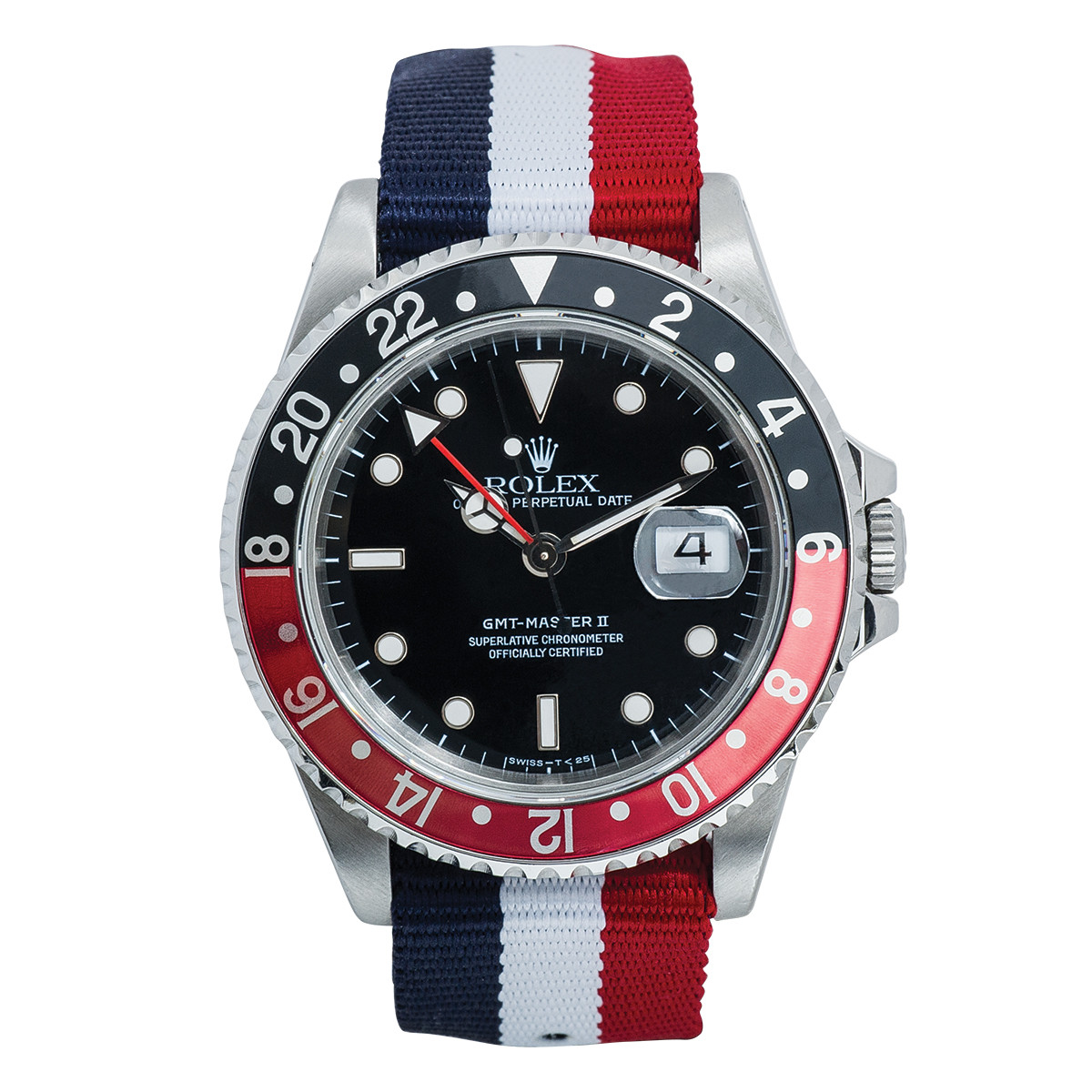 Pre-Owned Men's Rolex Gmt-Master II