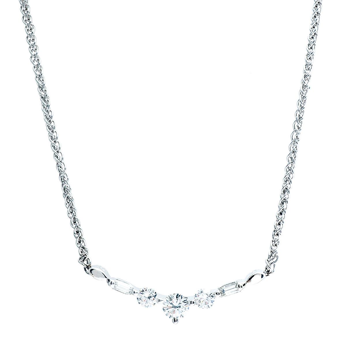 Vintage 0.65 CTW Diamond Necklace