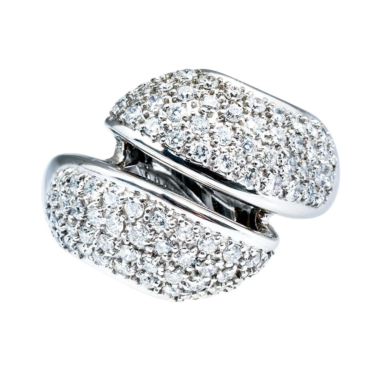 Vintage 1.35 CTW Diamond Ring