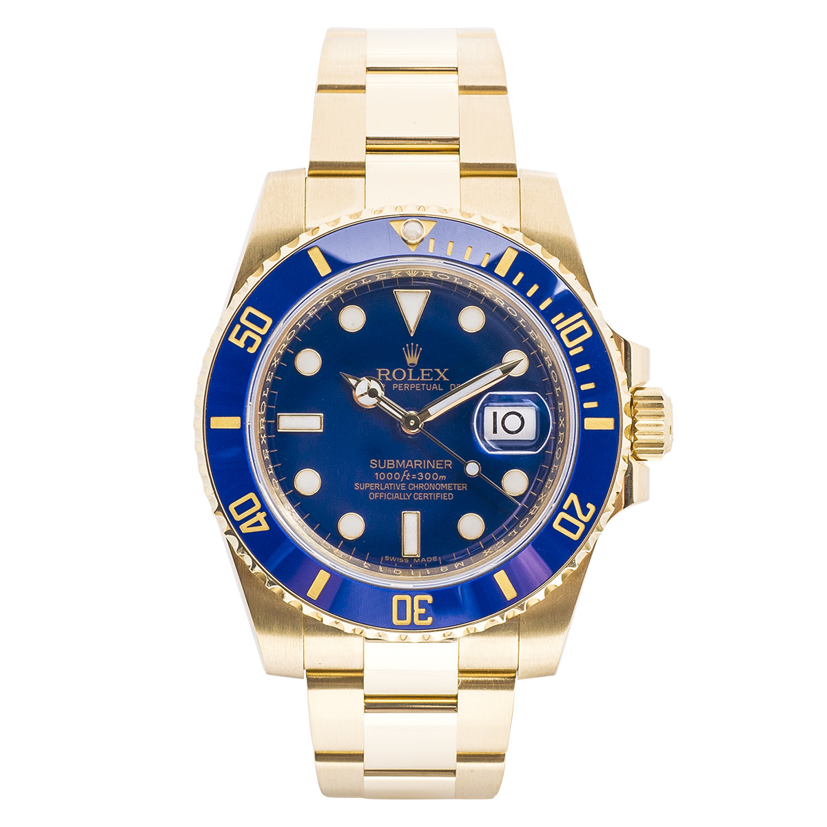 Pre-Owned Men's Rolex Submariner