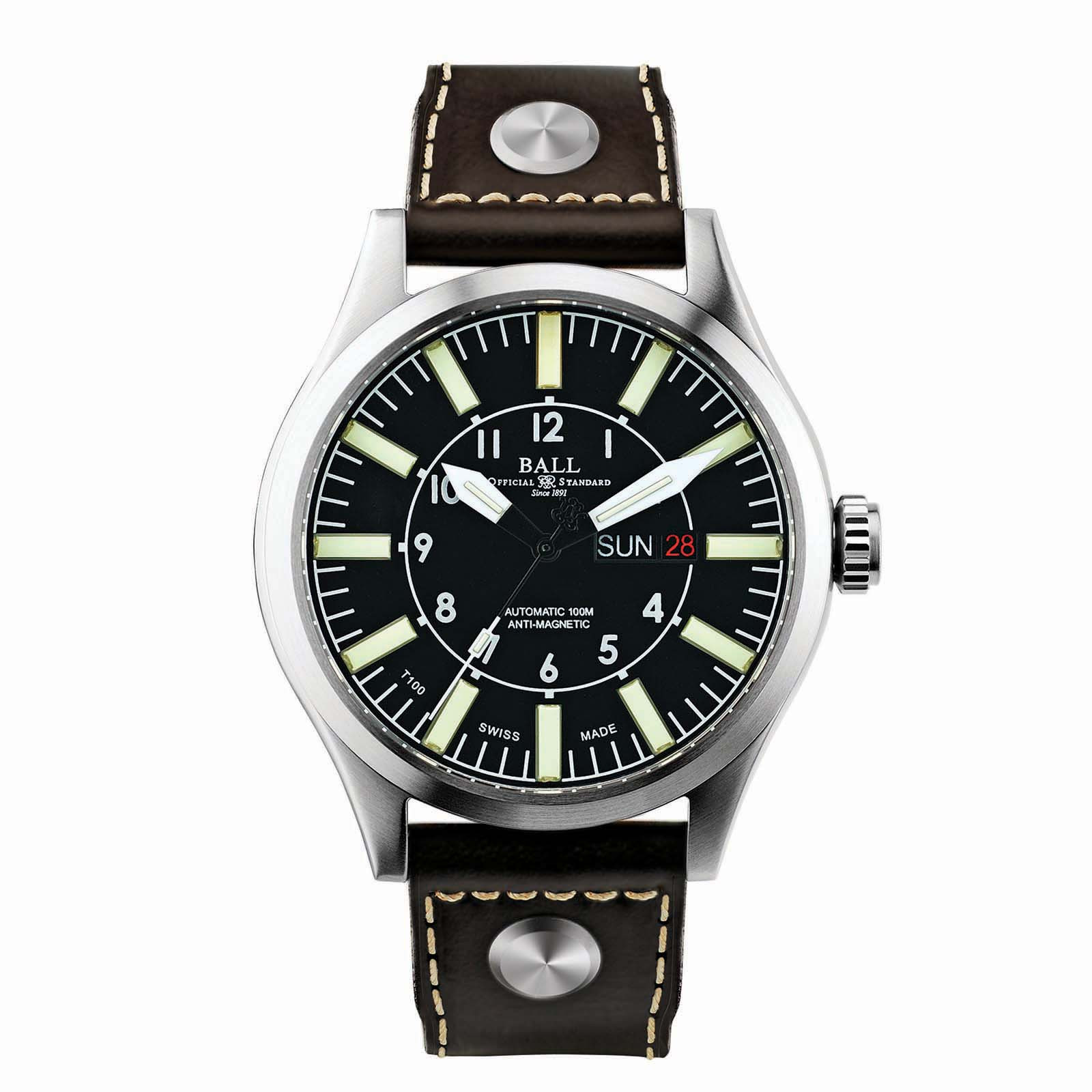 New Men's Ball Engineer Master II Aviator